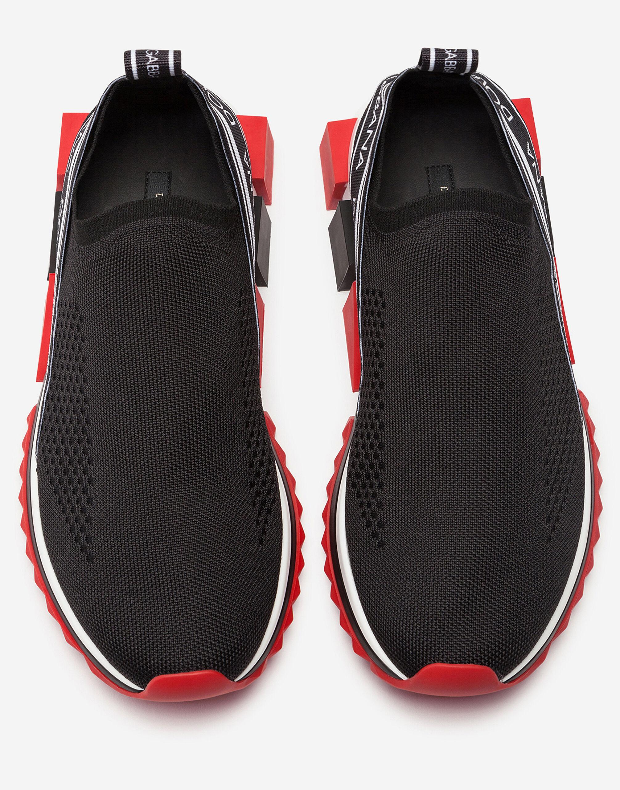 Stretch jersey Sorrento sneakers 3