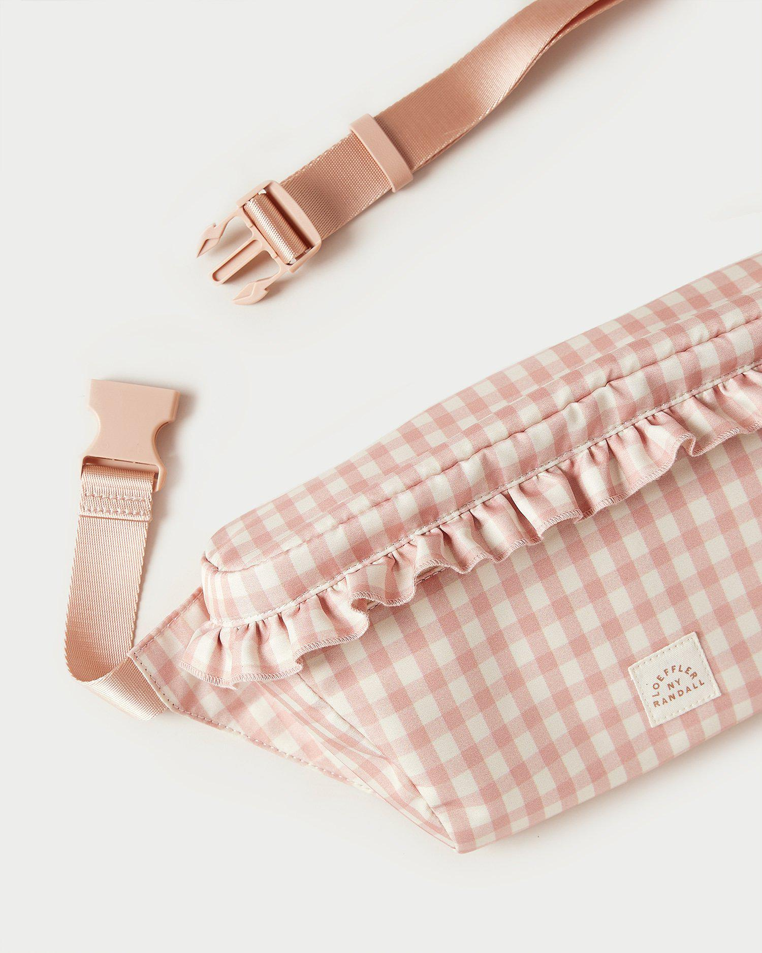 Shiloh Clay Gingham Commuter Pack 3