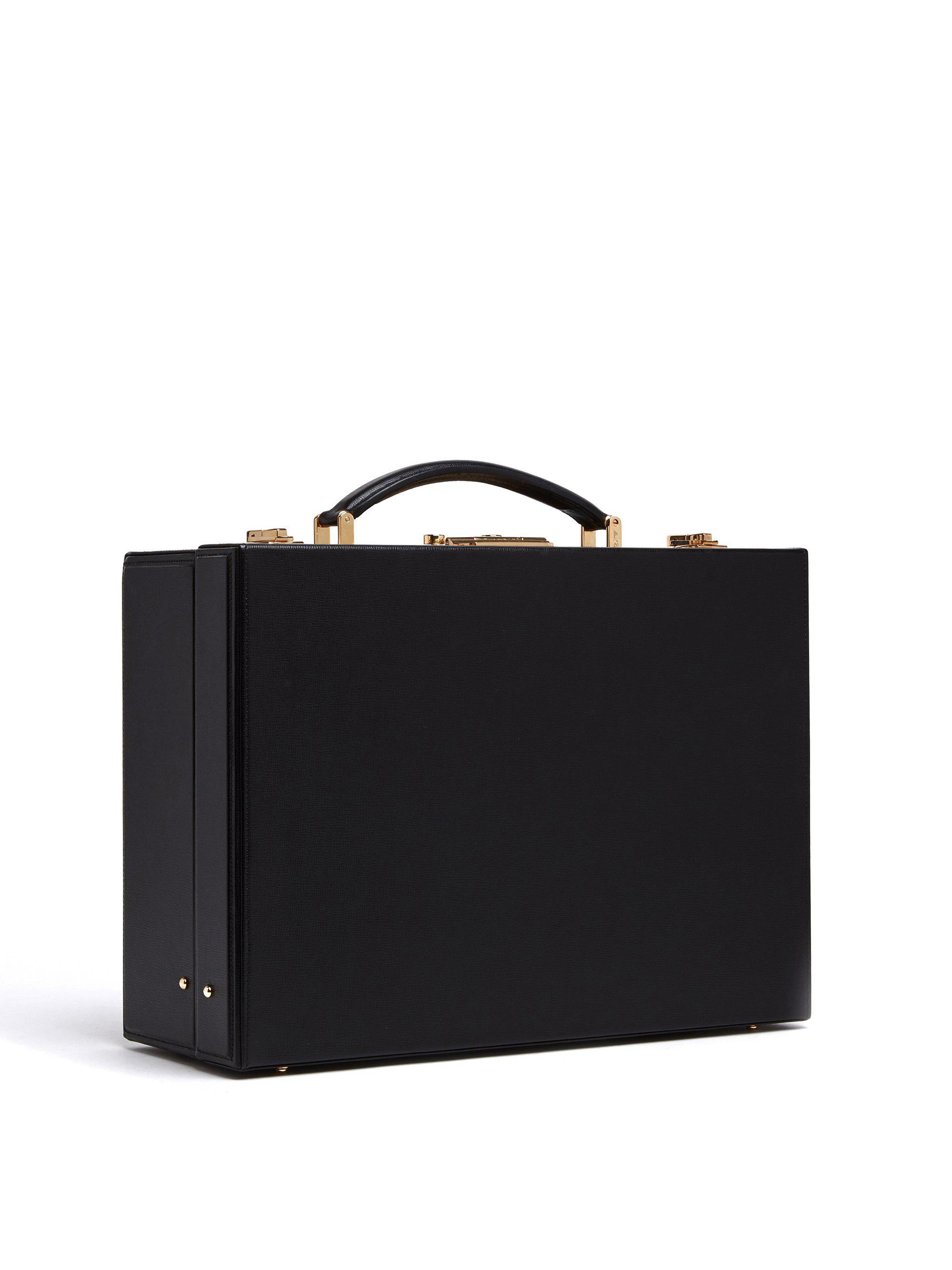 Grace Small Leather Trunk 3