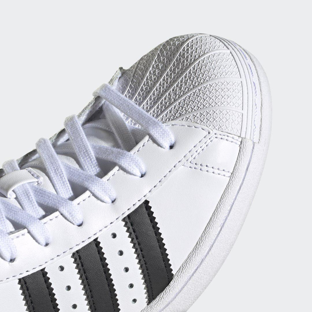 Superstar Up Shoes White 3