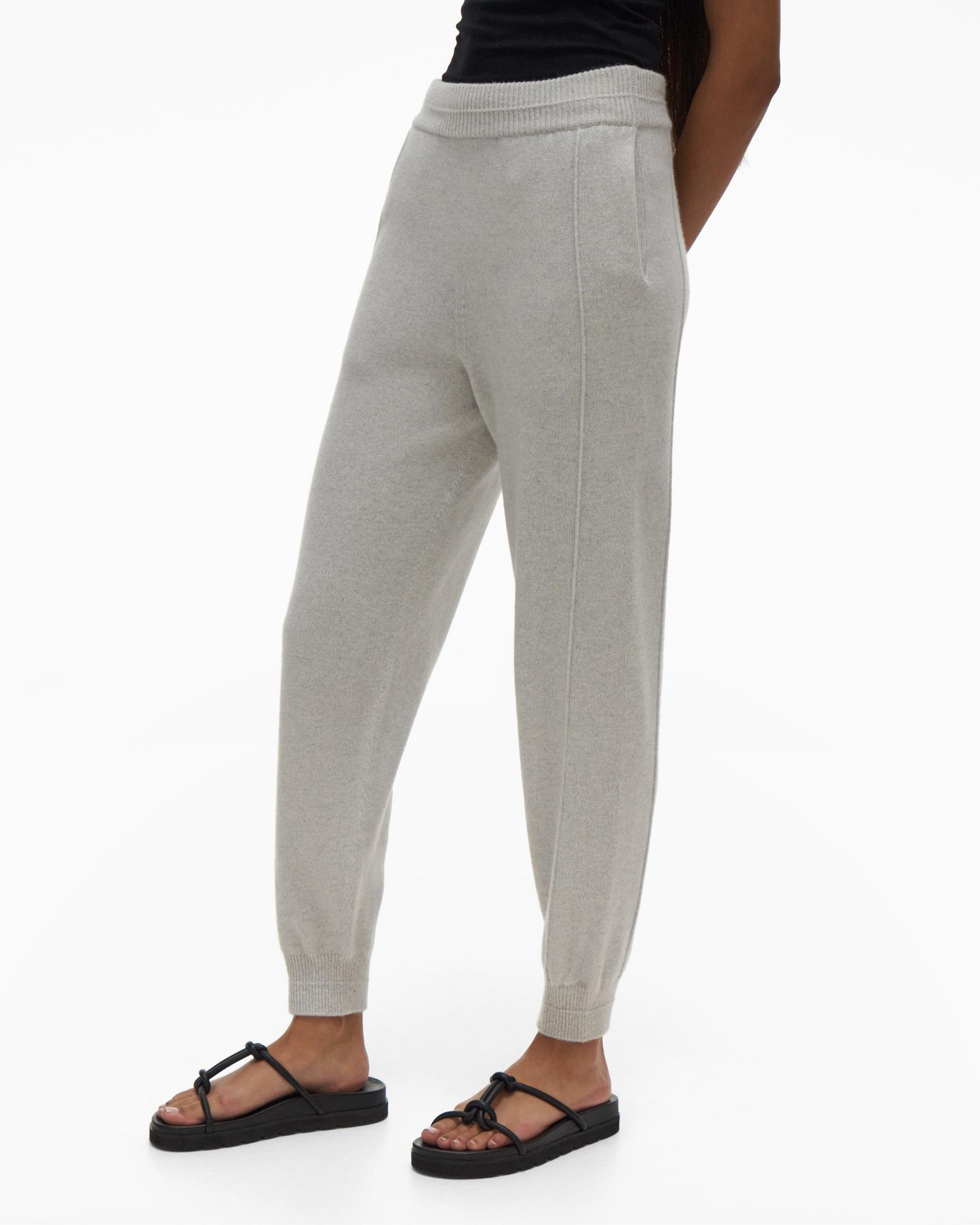 RECYCLED CASHMERE PANT 3