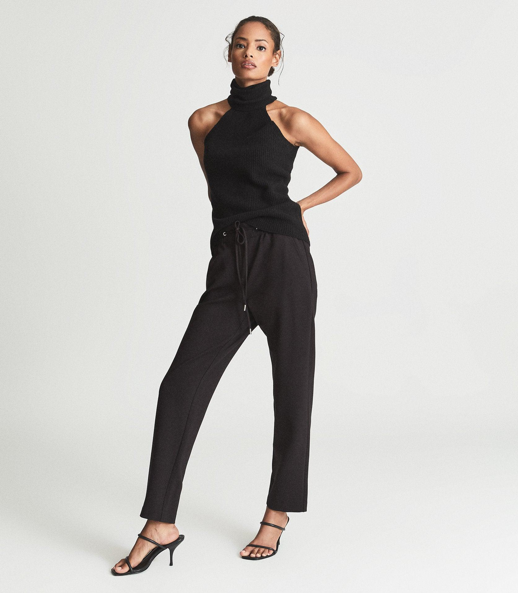 EVE - PETITE PULL ON FORMAL JOGGERS