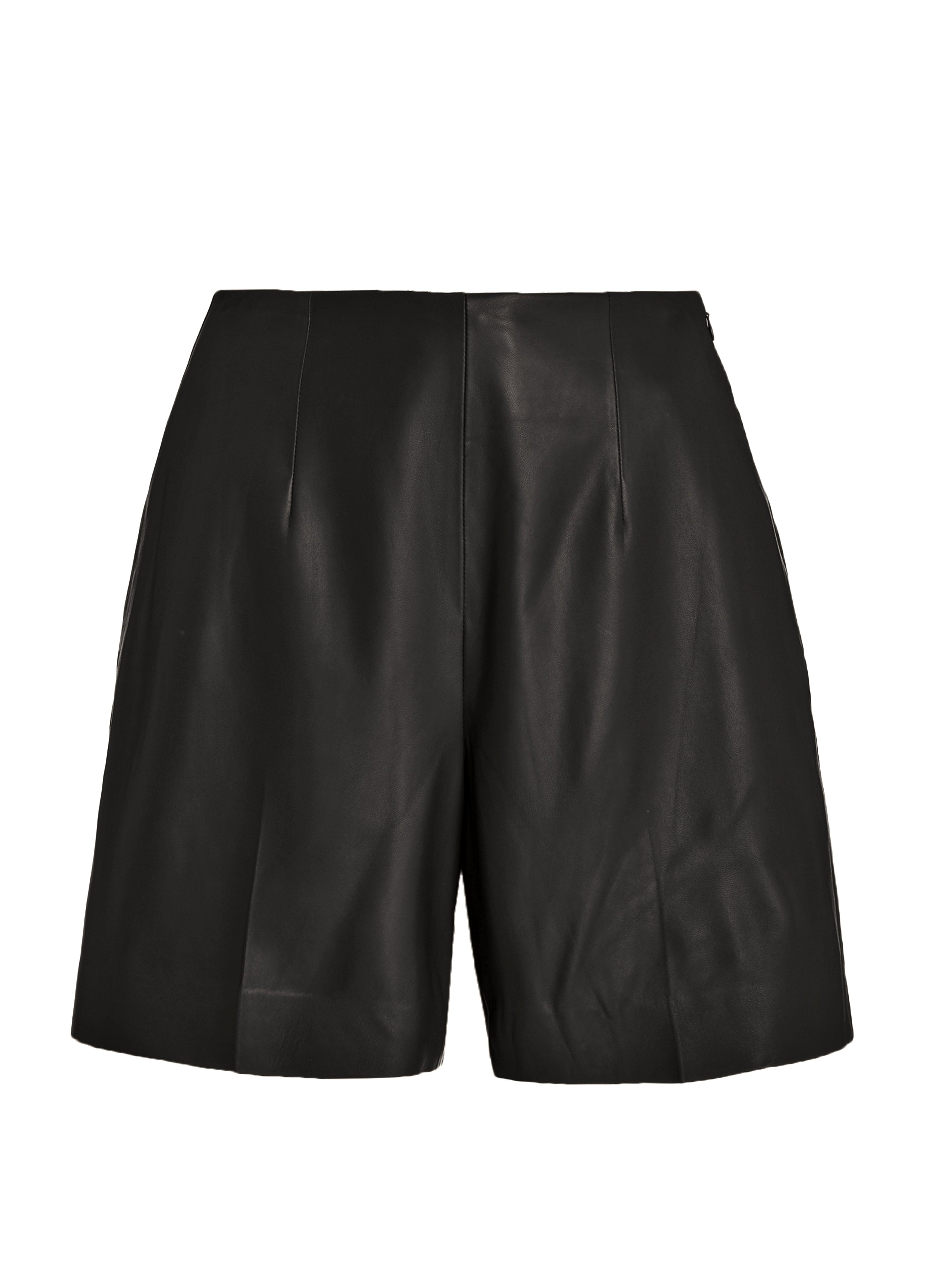 Leather Short