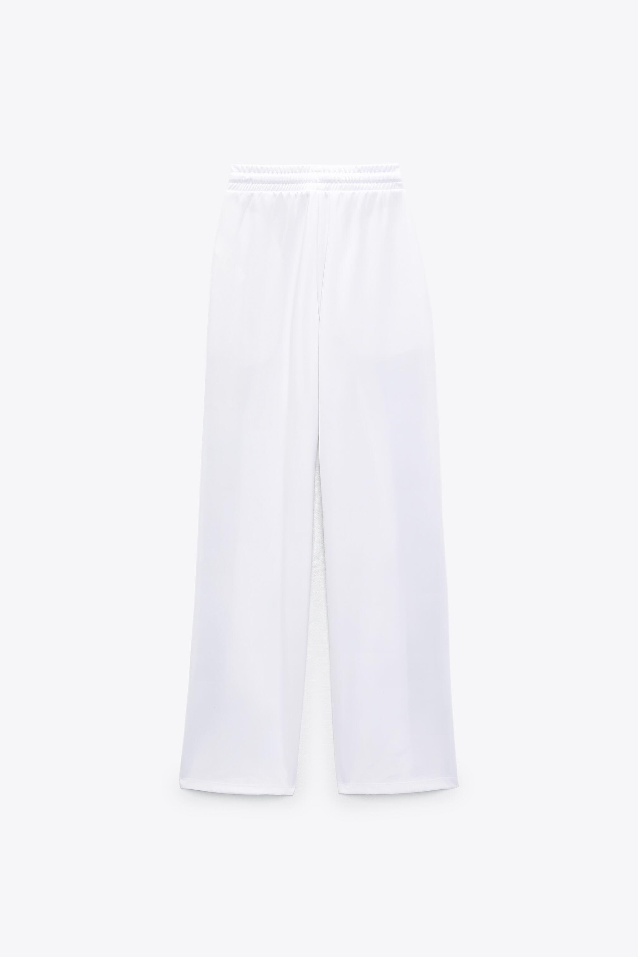 SMILEY® HAPPY COLLECTION WIDE LEG PANTS 1
