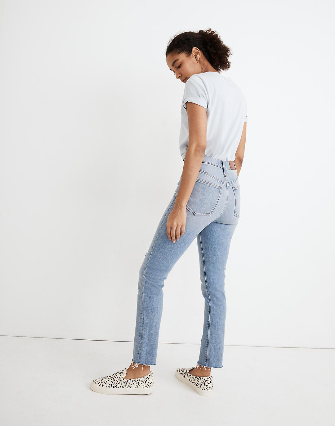 The Tall Perfect Vintage Jean in Coffey Wash: Worn-In Edition 2