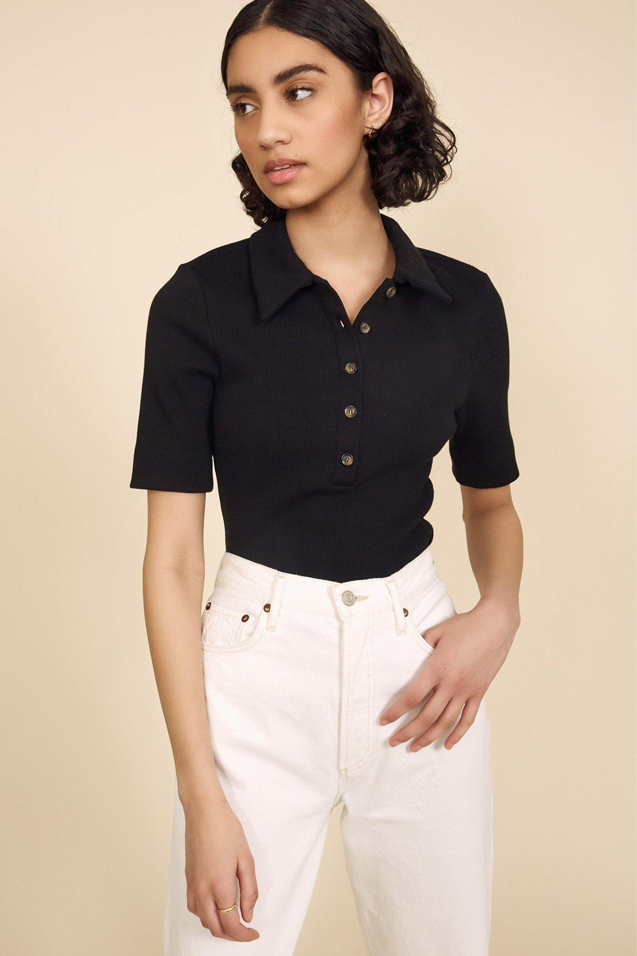 The Essential Polo in Black