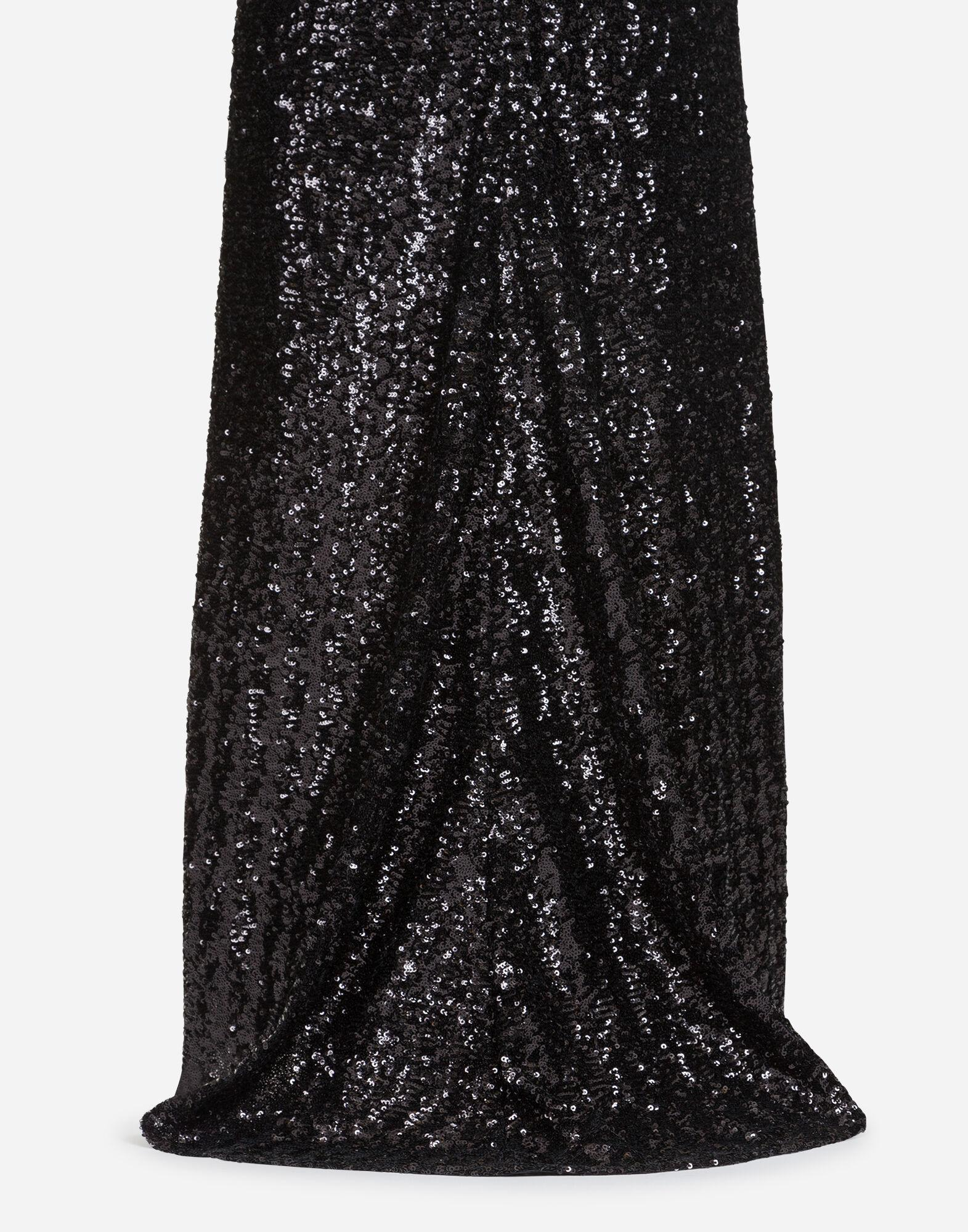 Sequined dress 3