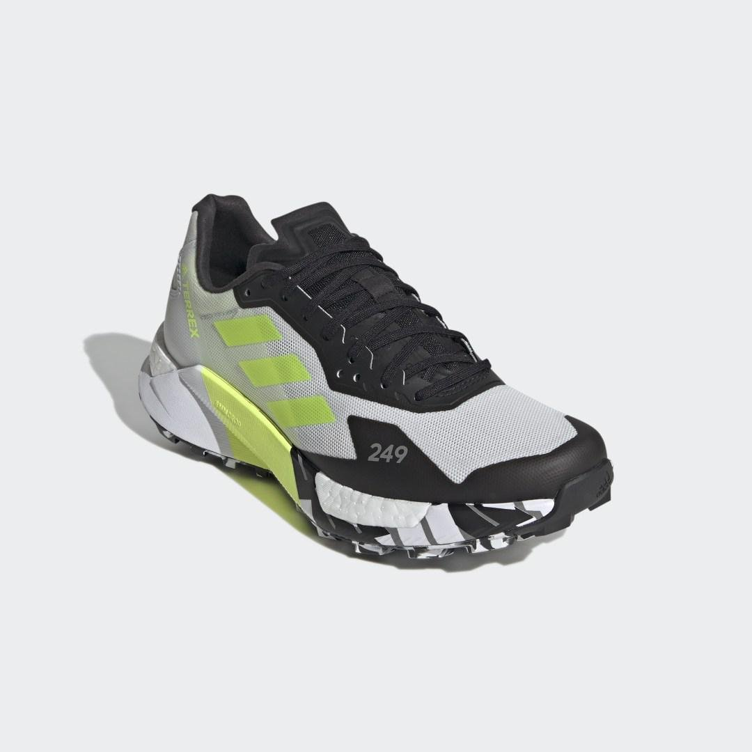 Terrex Agravic Ultra Trail Running Shoes Core Black