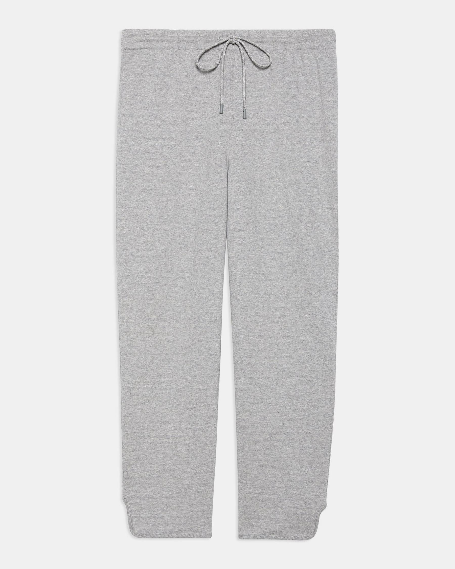 Reversible Notch Jogger in Terry Cotton 6