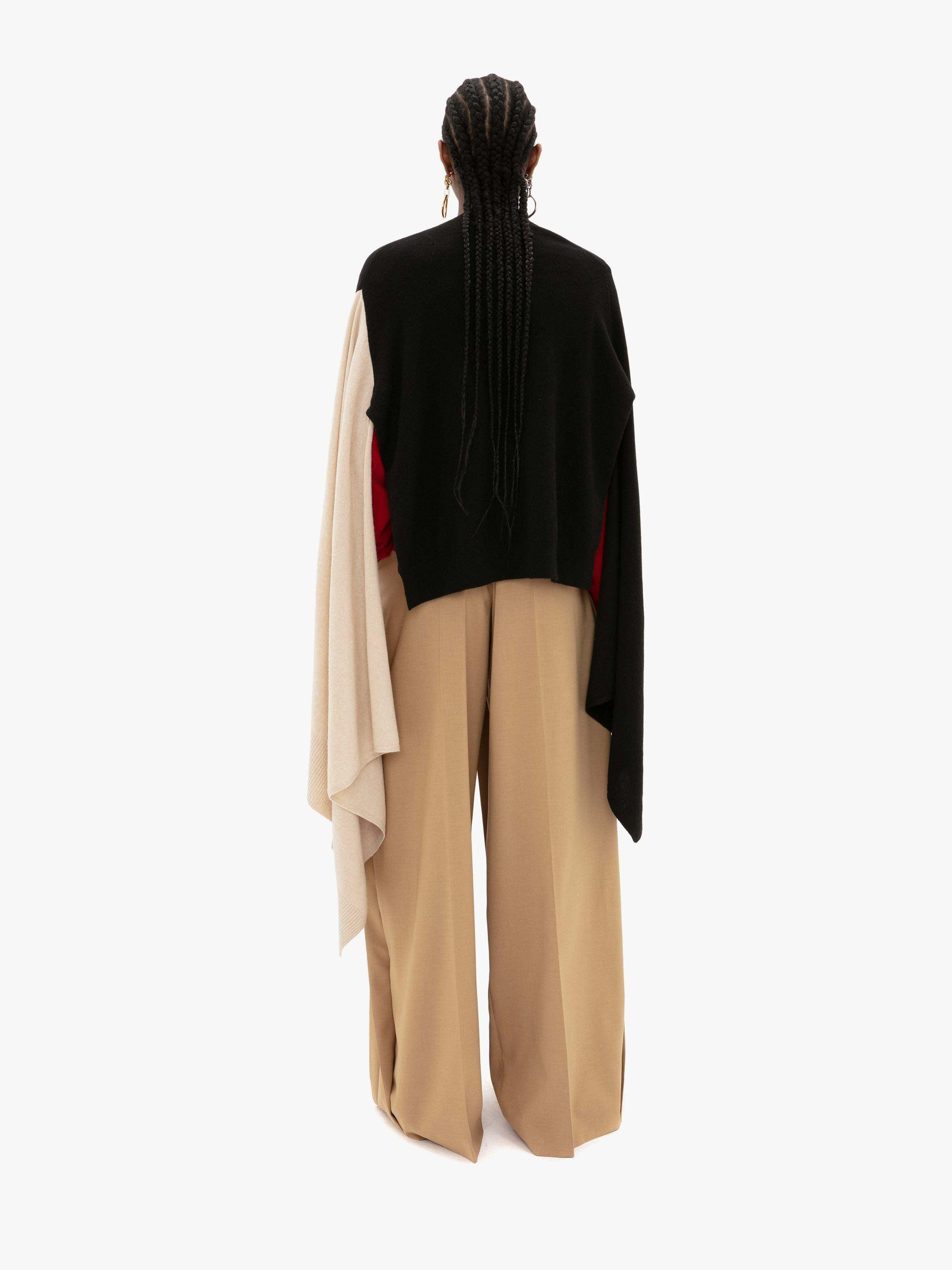 PLEATED SKIRT TROUSERS 2