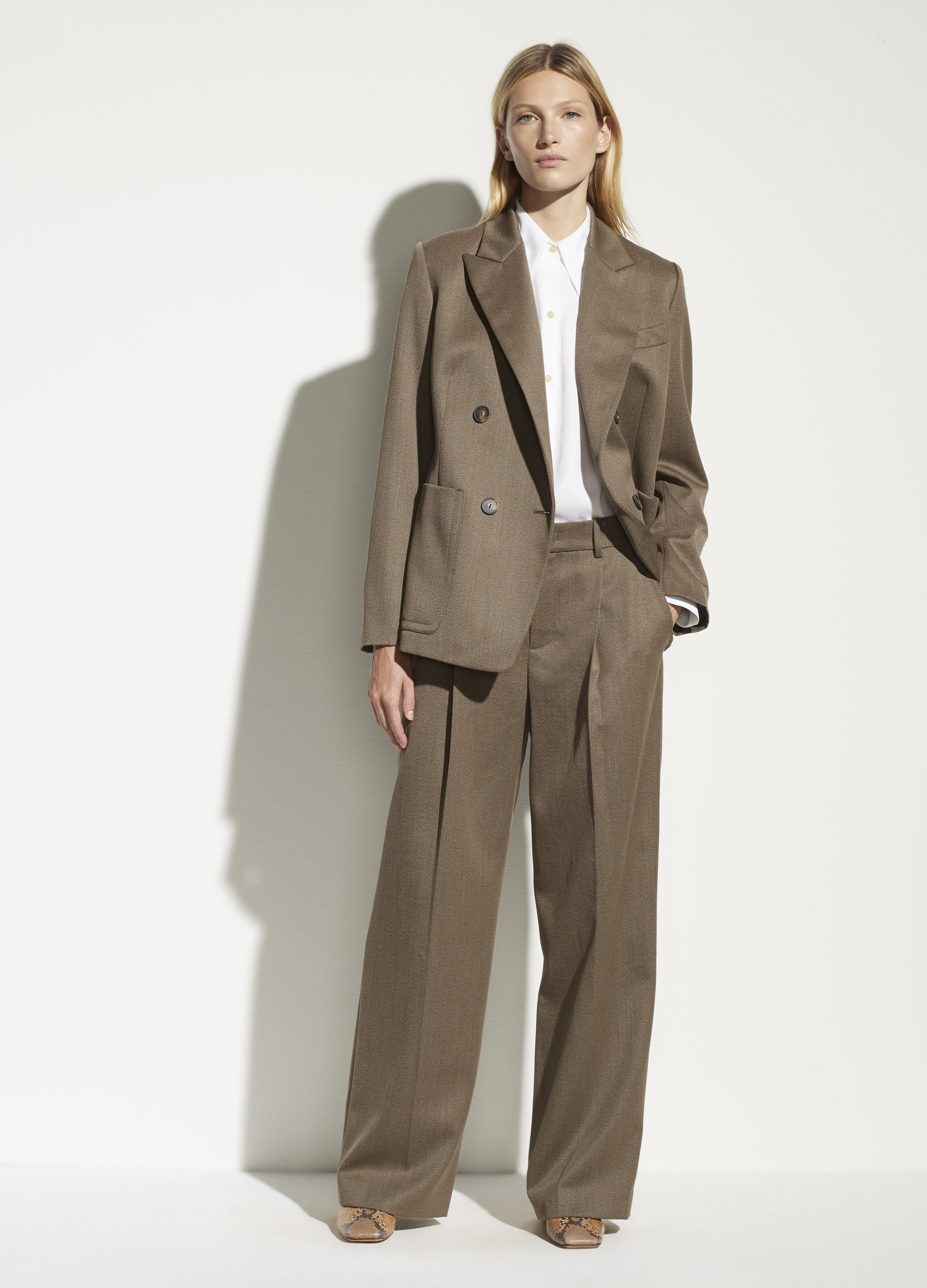 Tailored Twill Pant 0
