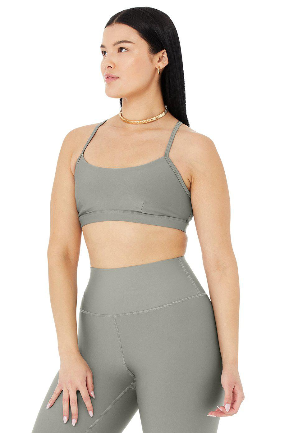 Airlift Intrigue Bra - Sterling 5