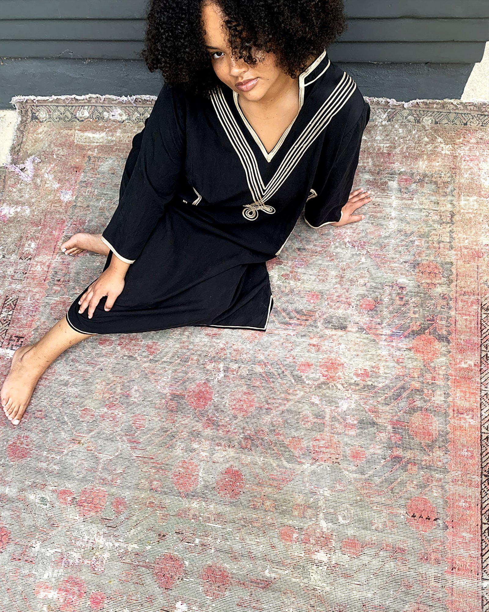 The Marrakesh - Embroidered Dress 3