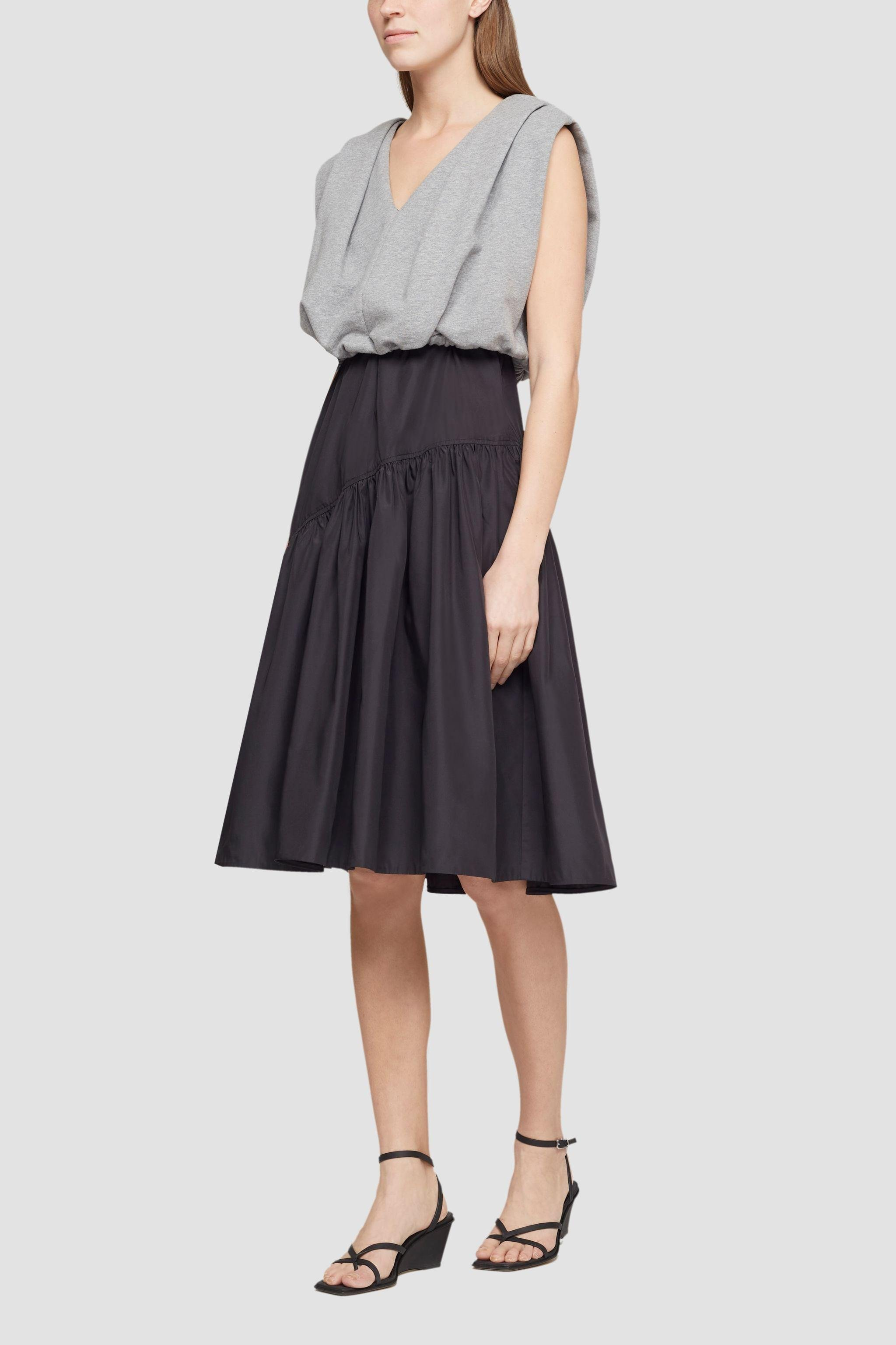 French Terry Combo Dress  1
