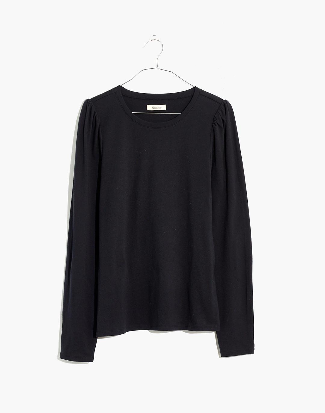 (Re)sourced Cotton Puff-Sleeve Tee 4