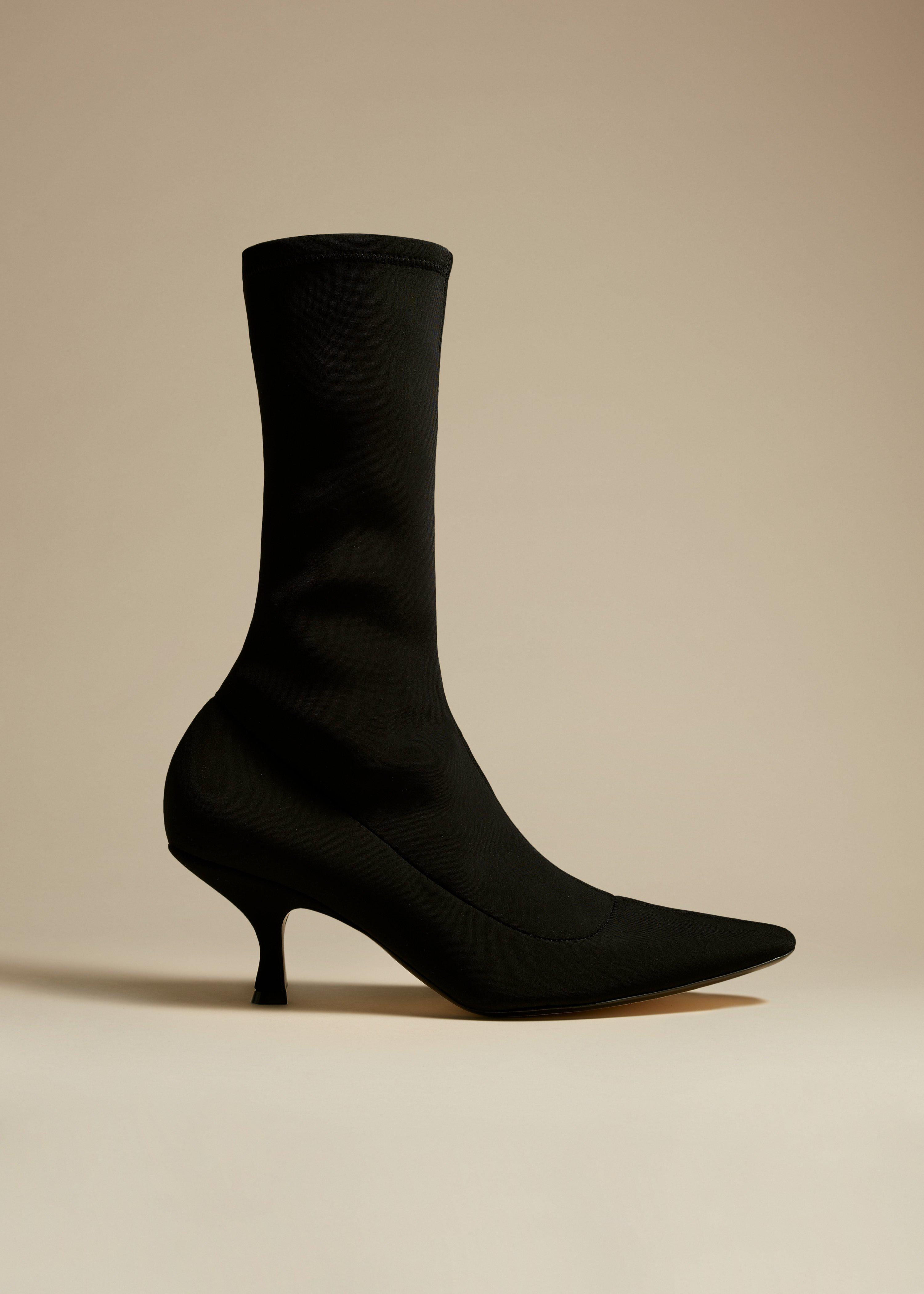 The Taylor Boot in Black