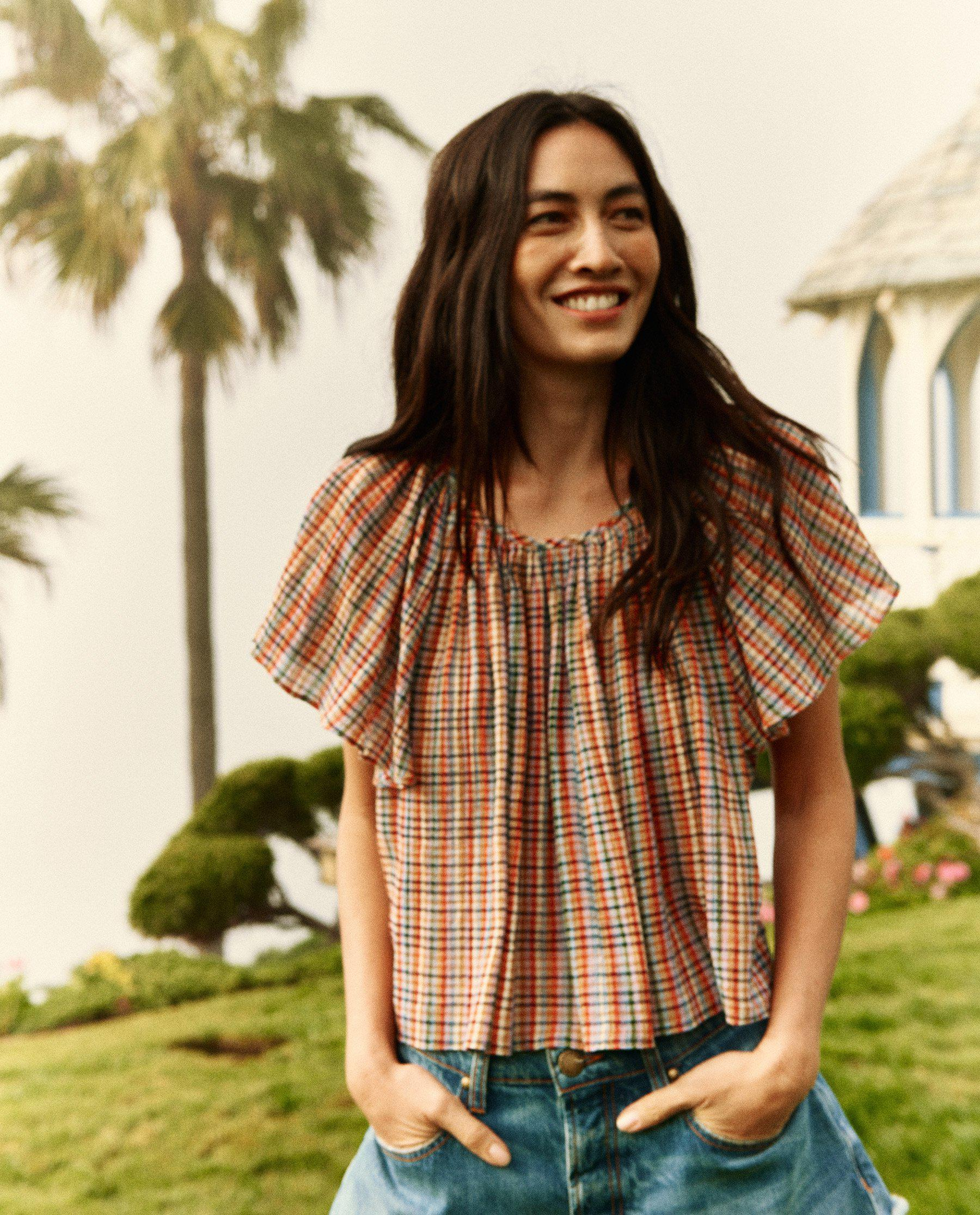 The Dale Top. -- Midsummer Plaid
