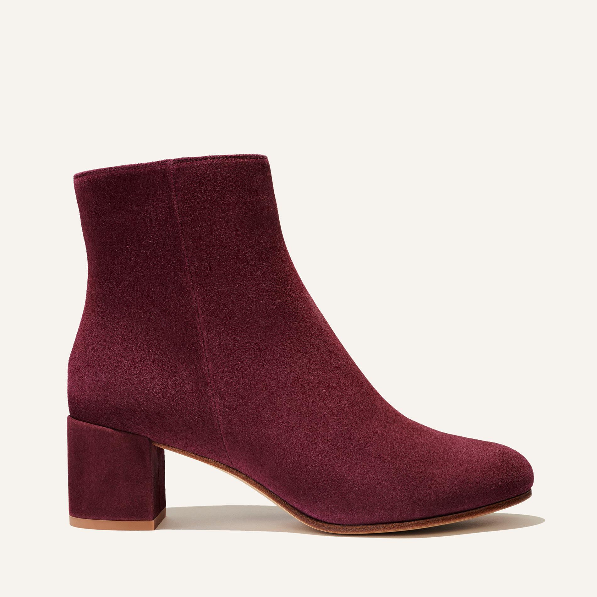 The Boot - Mulberry 0
