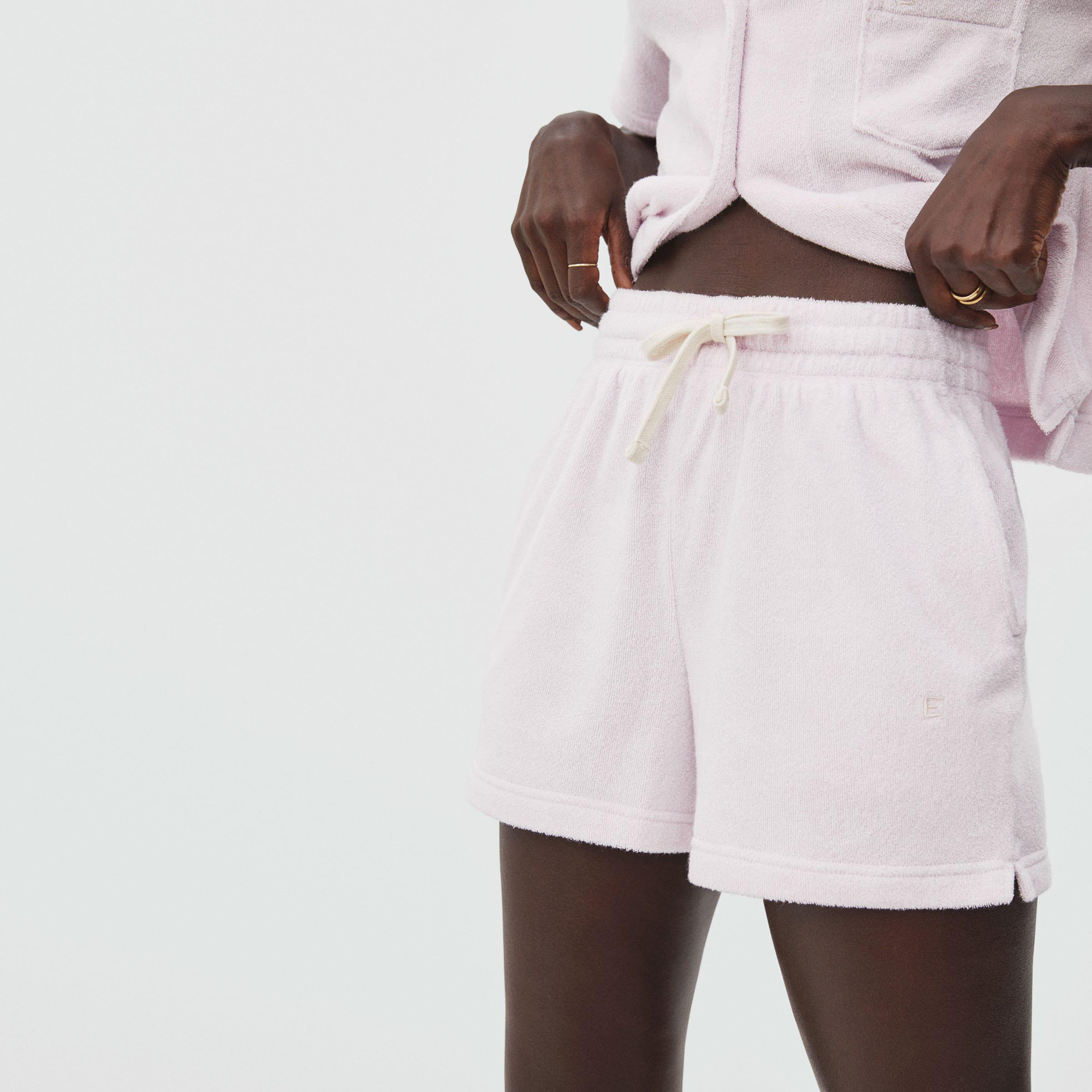 The Terry Cloth Short
