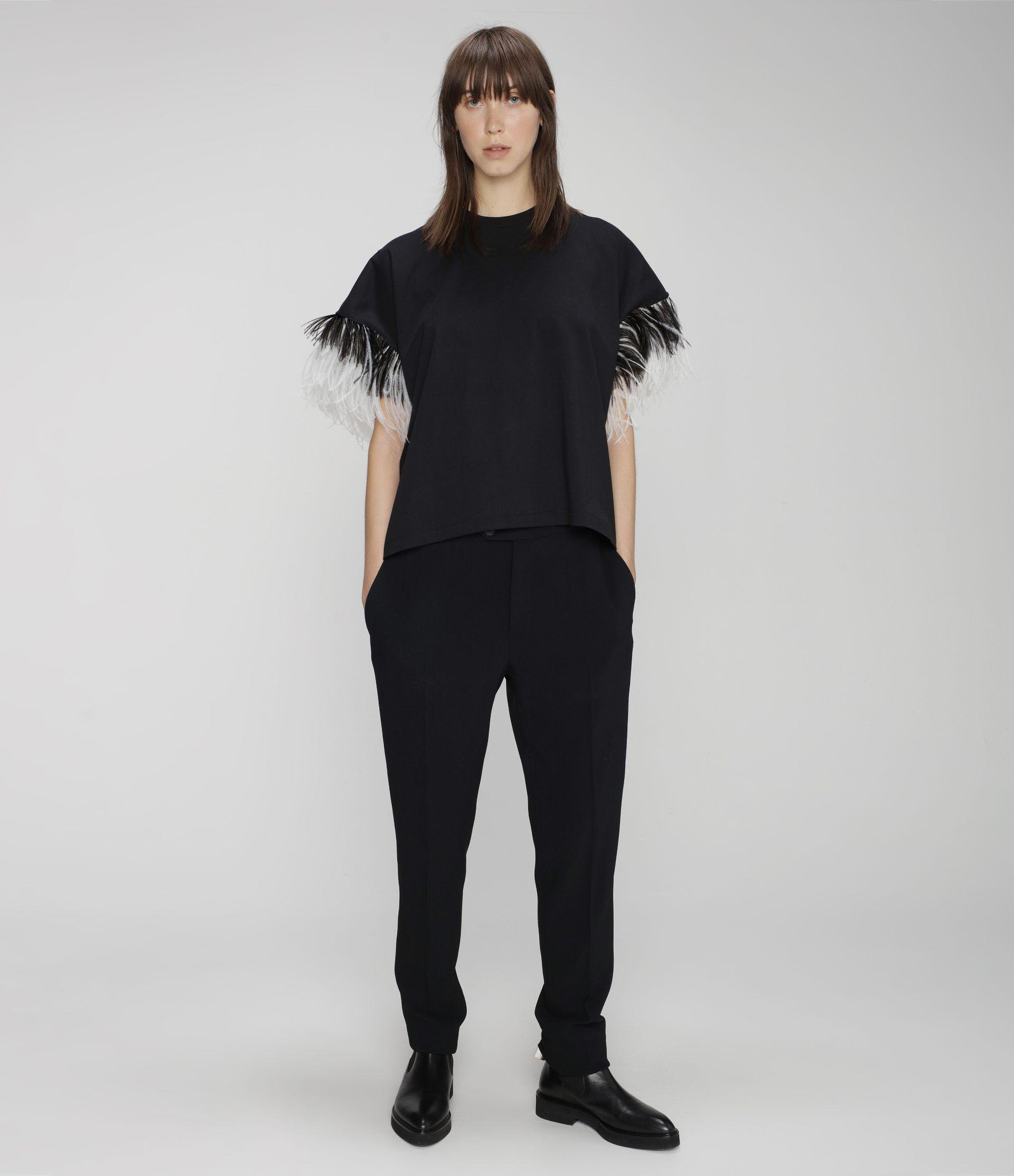 feather t-shirt 3