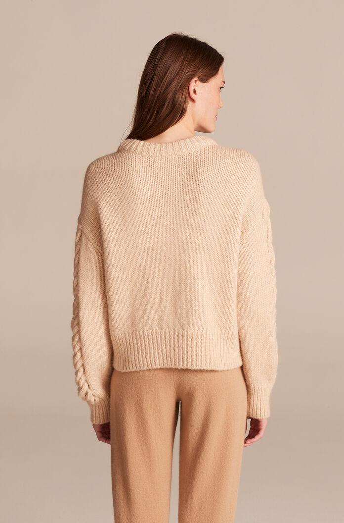 BRAIDED PULLOVER 2