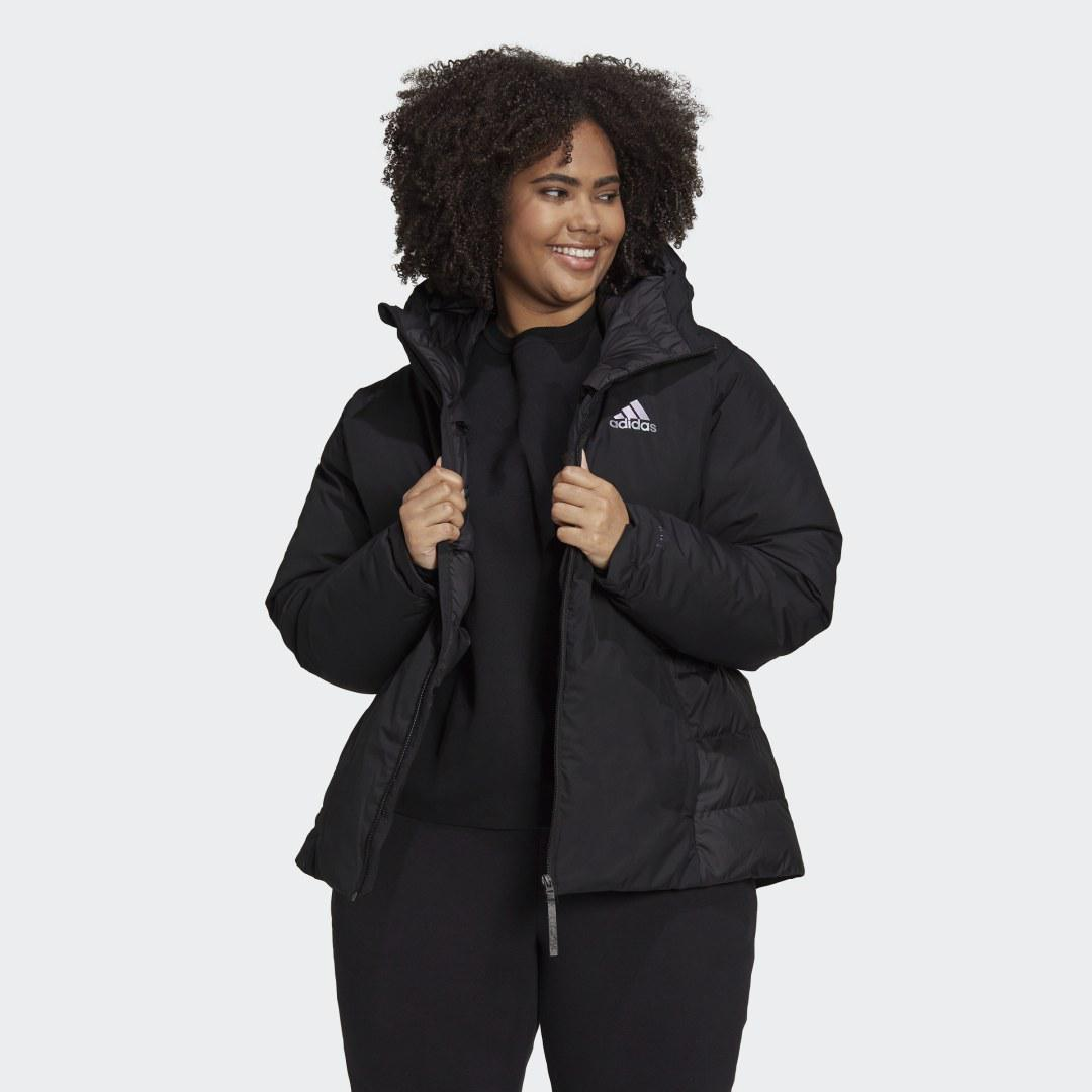 Traveer COLD.RDY Jacket (Plus Size) Black