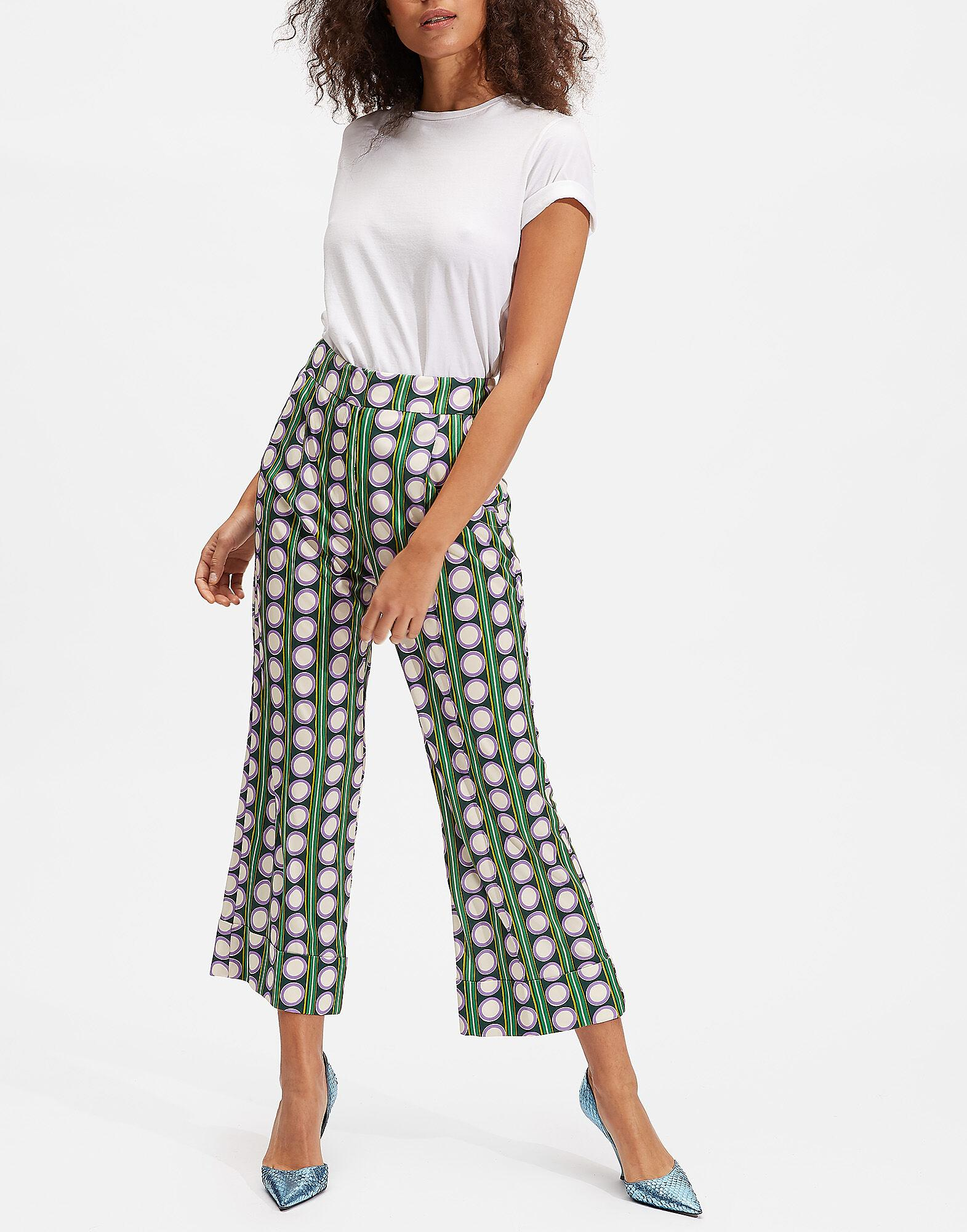 Cropped Anna Pants