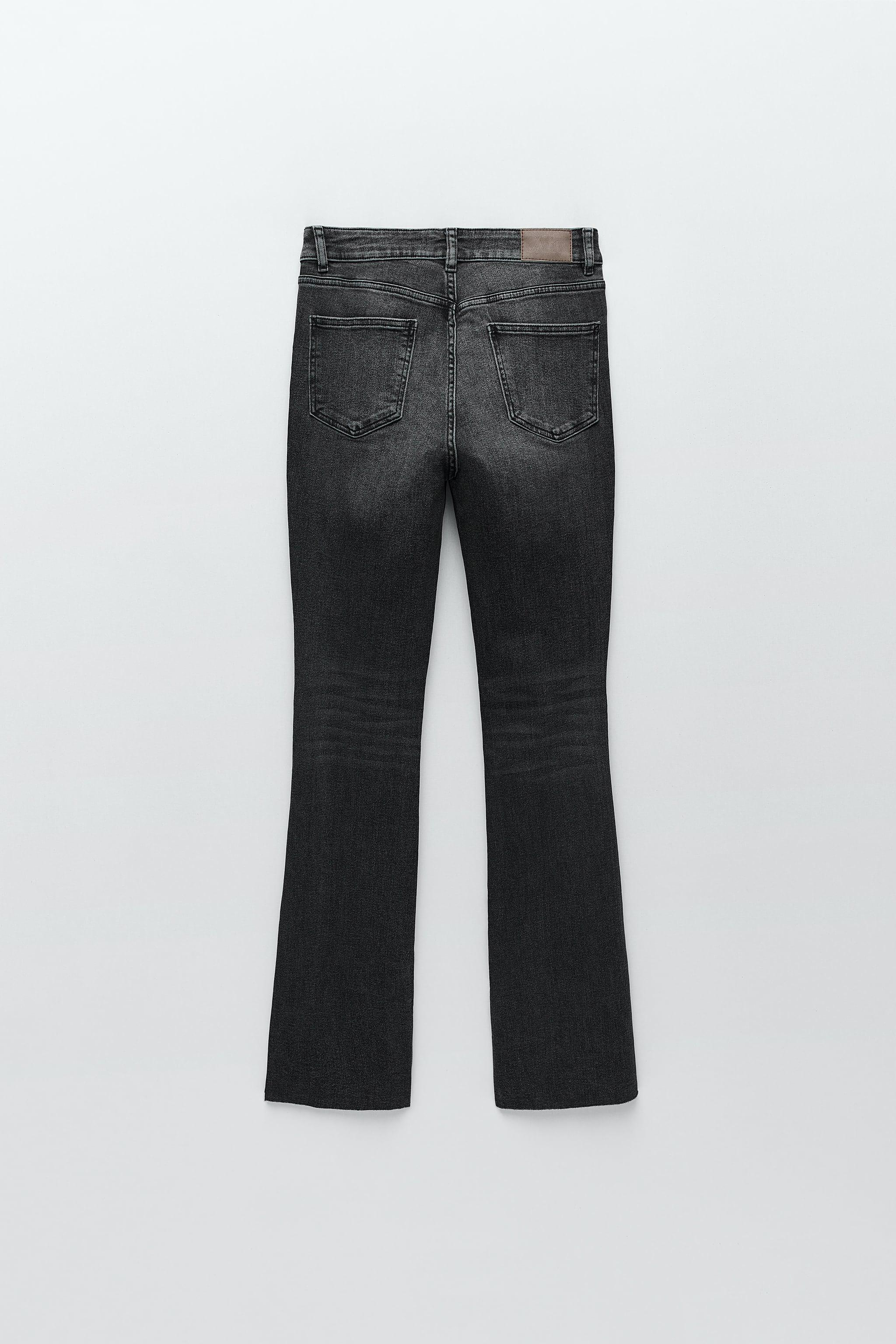 FLARED HIGH RISE Z1975 SKINNY JEANS 3