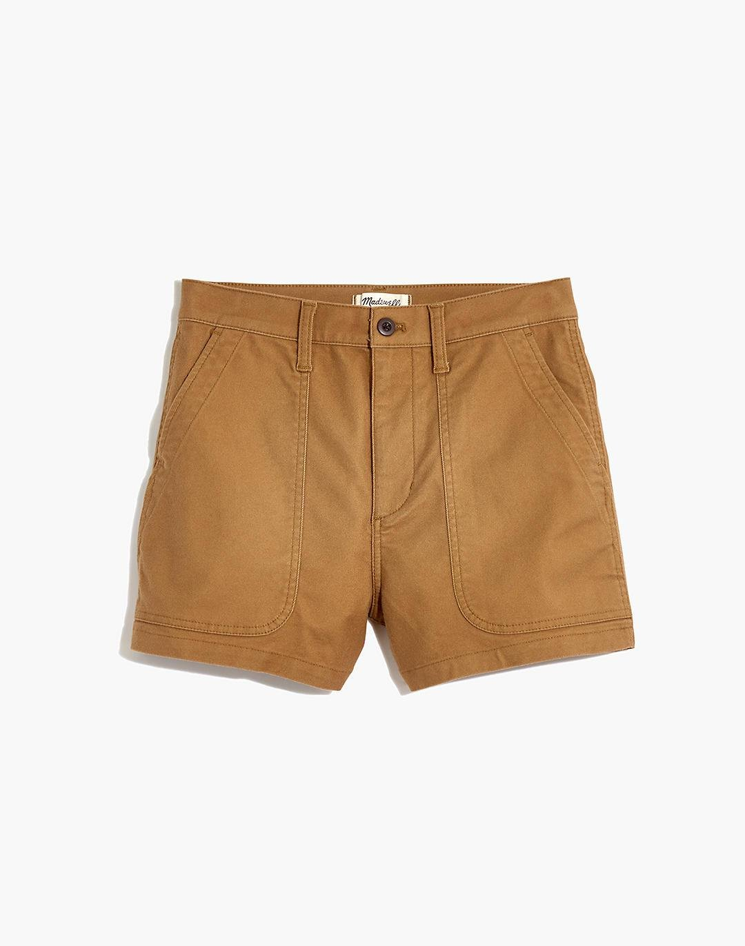 The Perfect Vintage Military Short 4