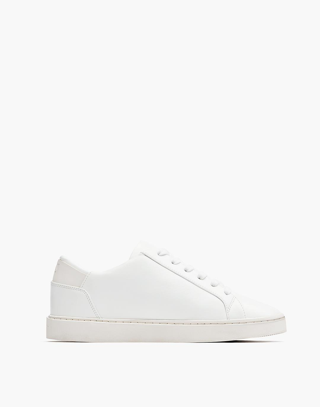 Thousand Fell Vegan Leather Lace-Up Sneakers
