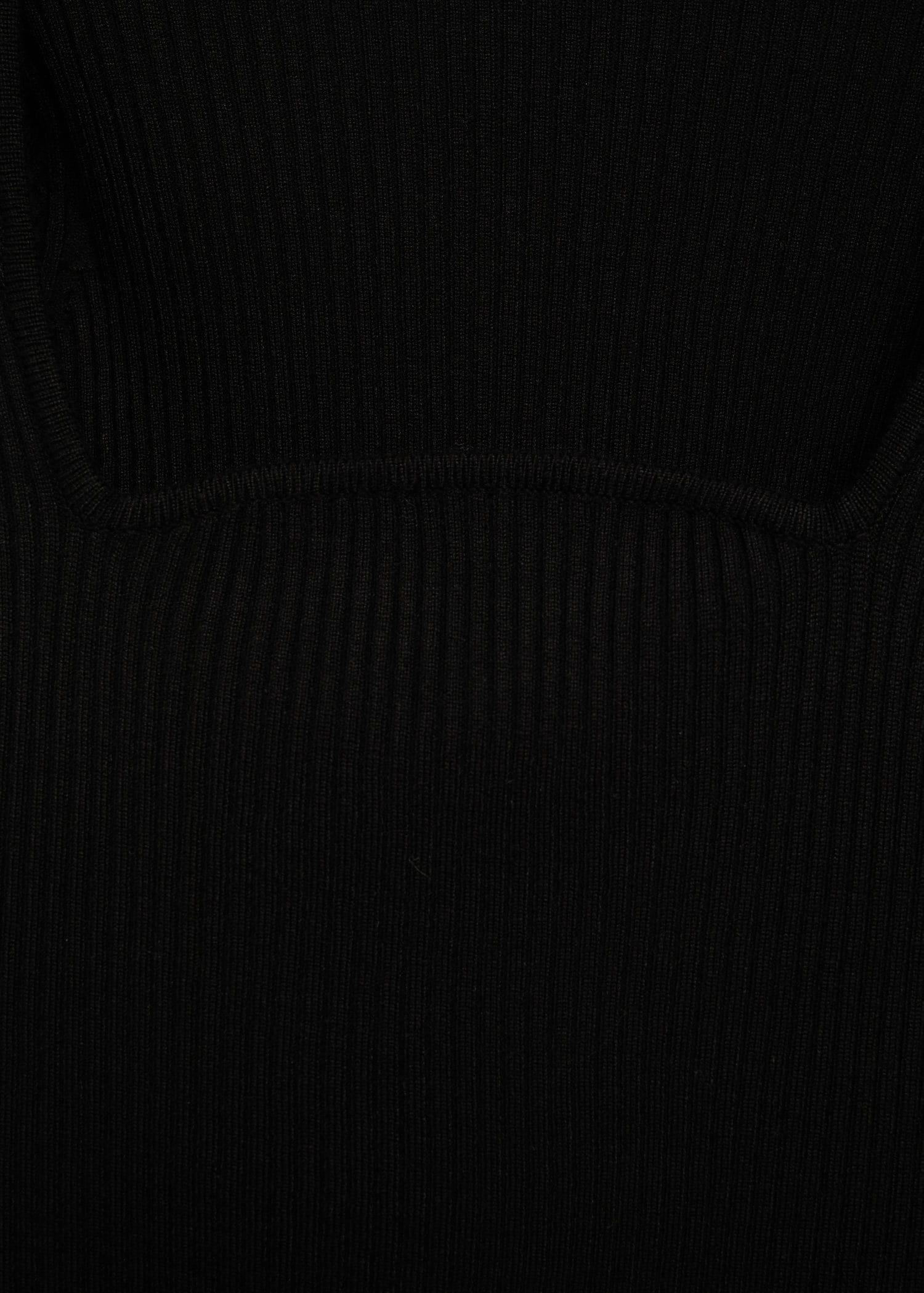 Ribbed fine-knit sweater 5