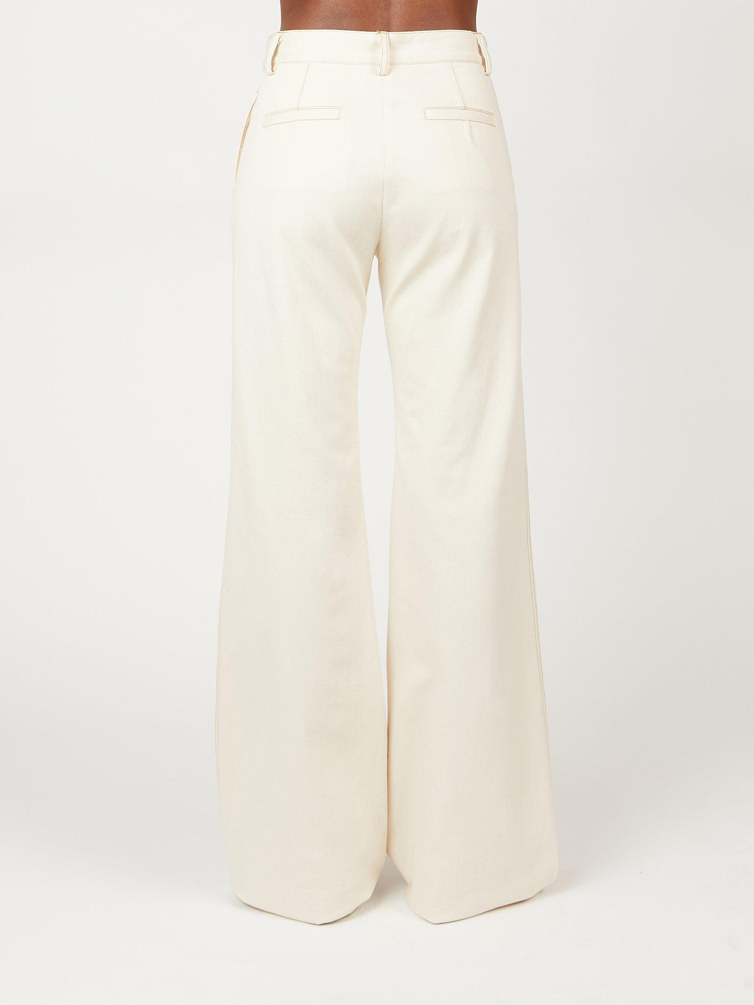 Straight Flare Jeans 4