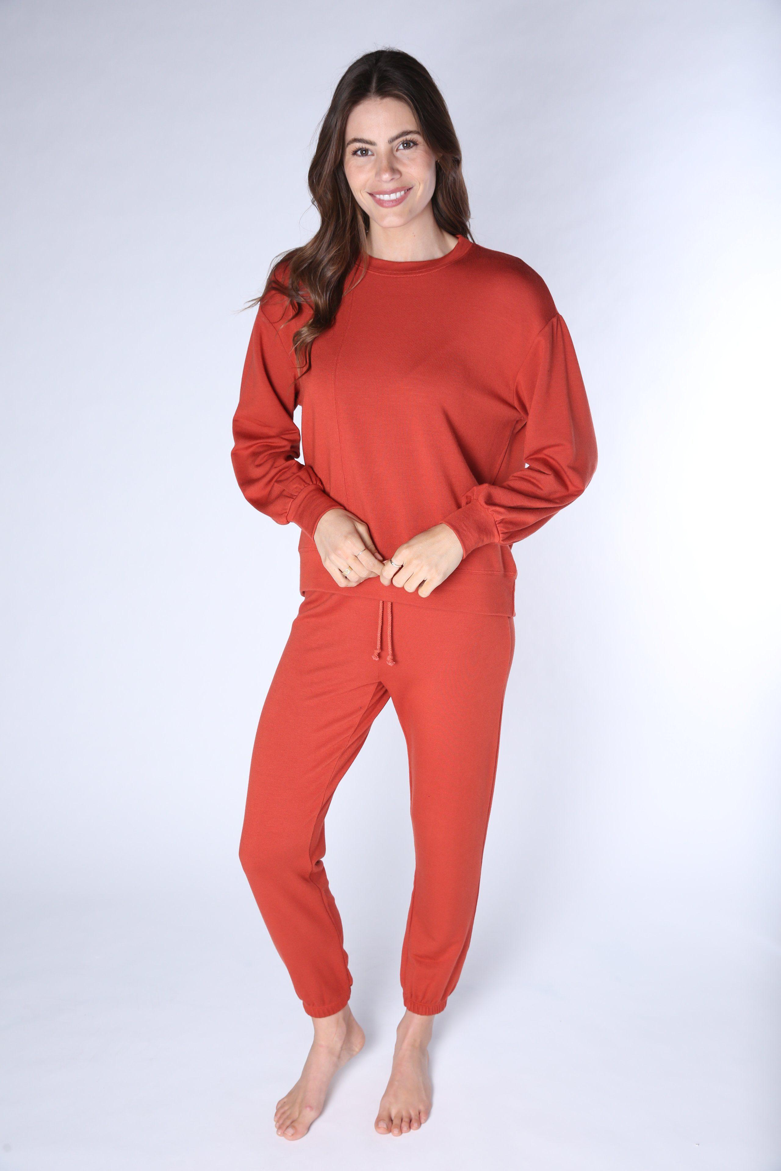 Soothe High-Lo Pullover 9