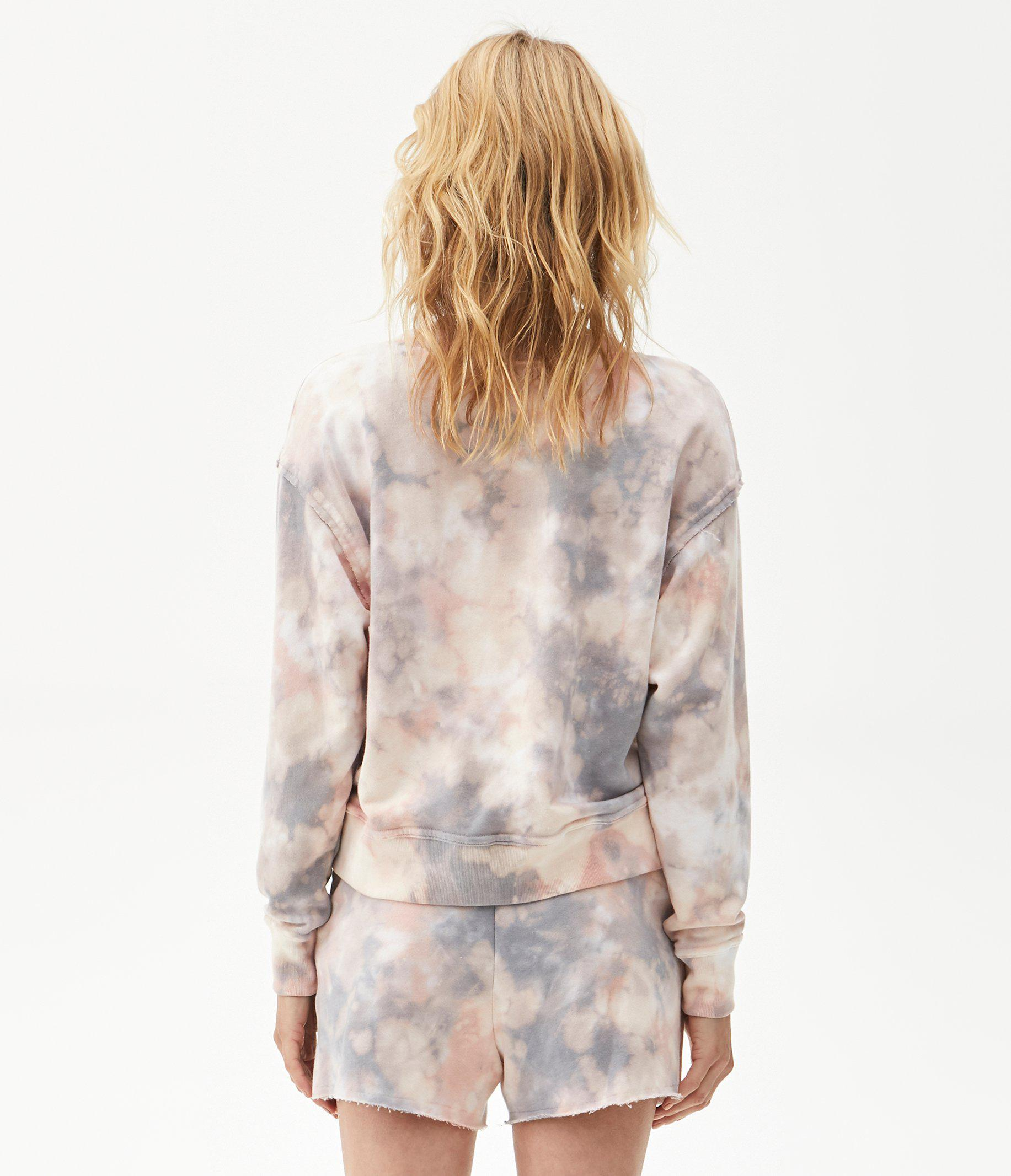 Camila Tie Dyed Pullover 3