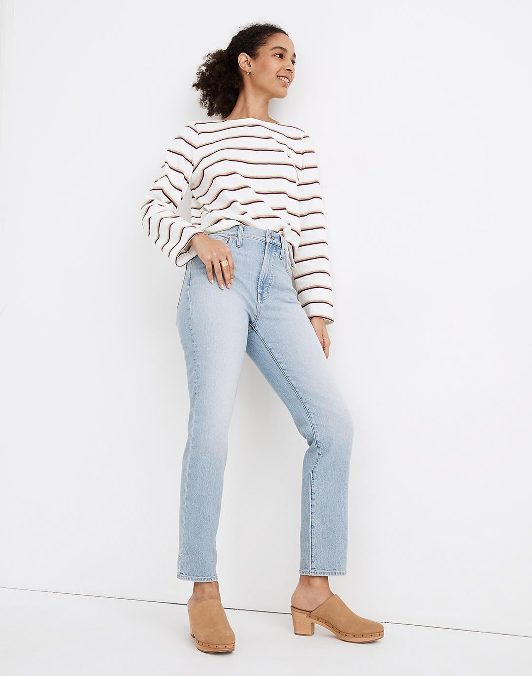 The Perfect Vintage Jean in Fiore Wash 0