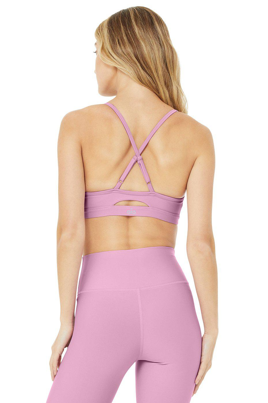 Airlift Intrigue Bra - Pink Lavender 2