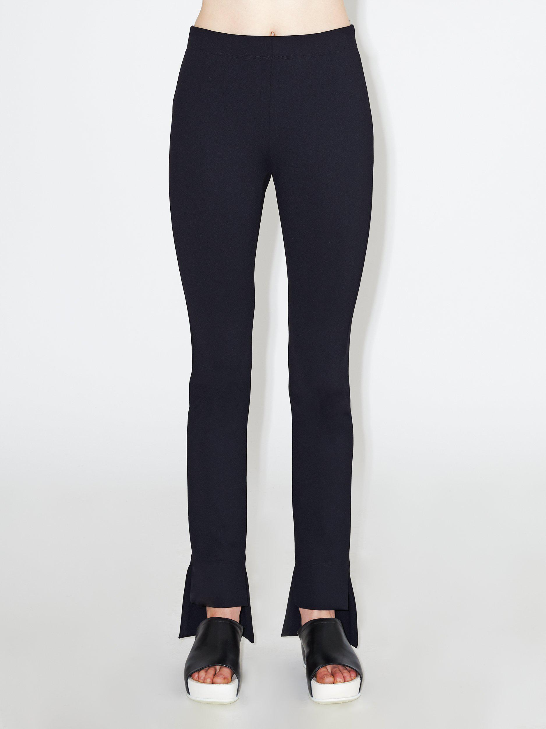 Skinny Cropped Front Pant 5