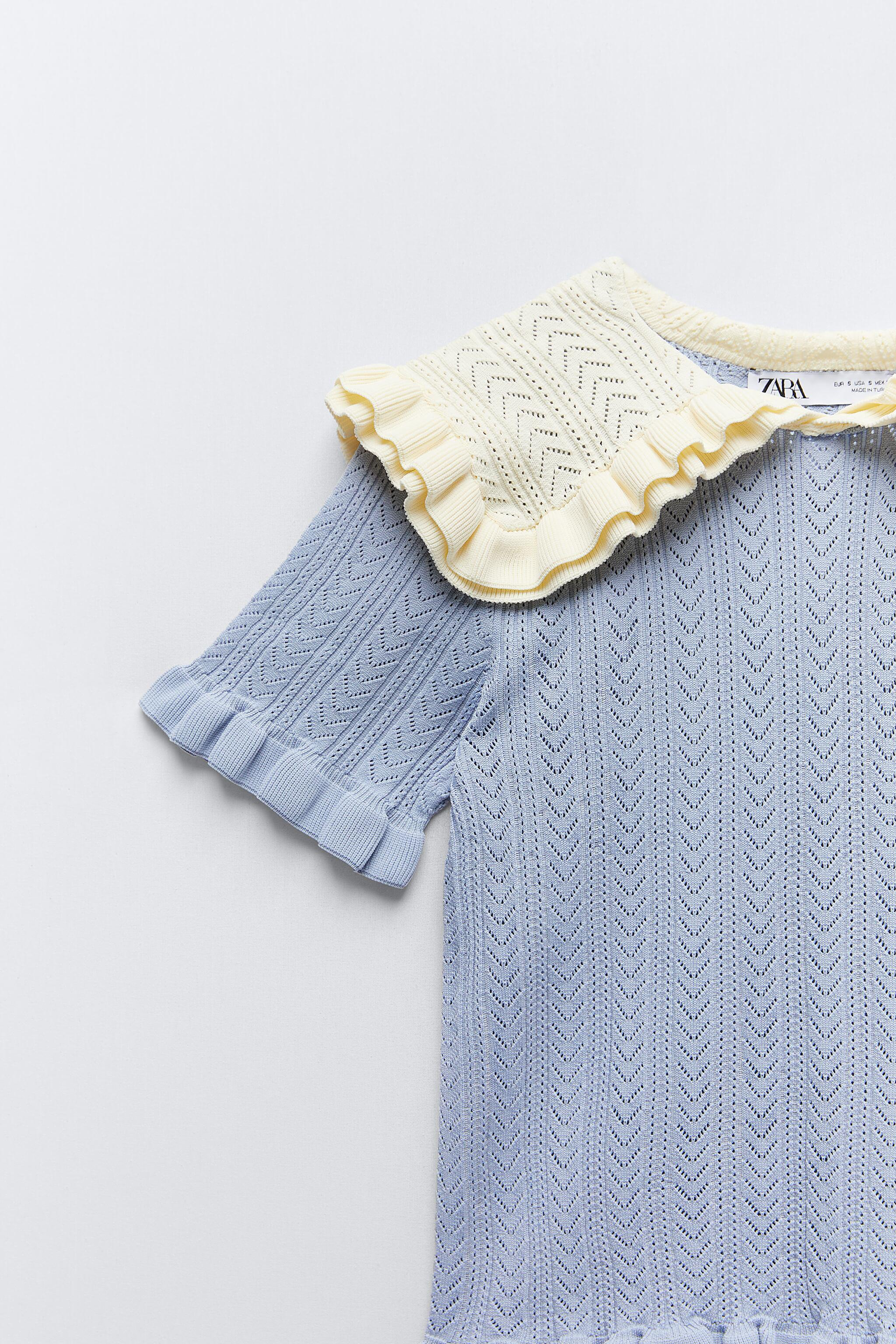 COMBINATION KNIT TOP 8