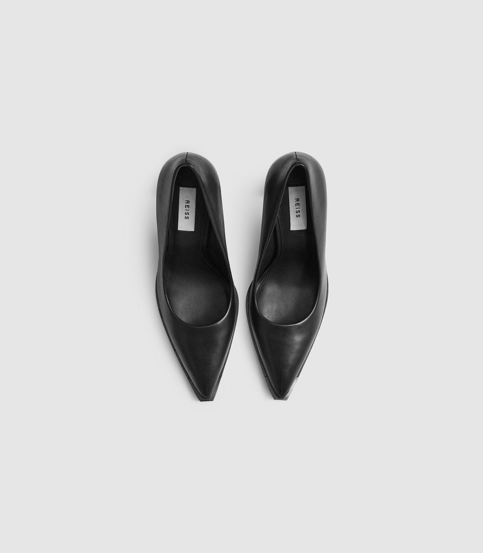 ADA COURT - LEATHER COURT SHOES 1
