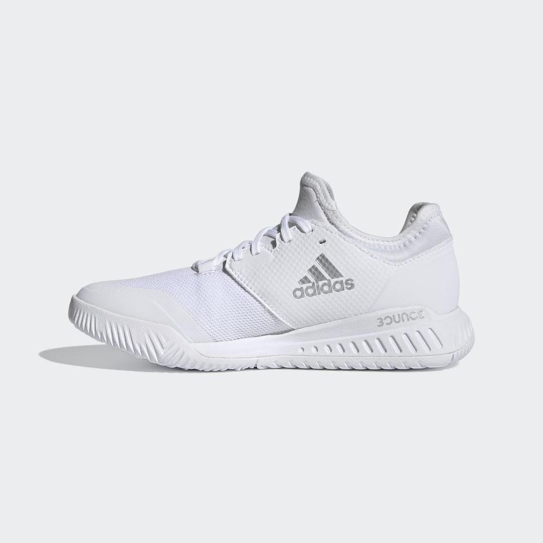 Court Team Bounce Indoor Shoes White 7