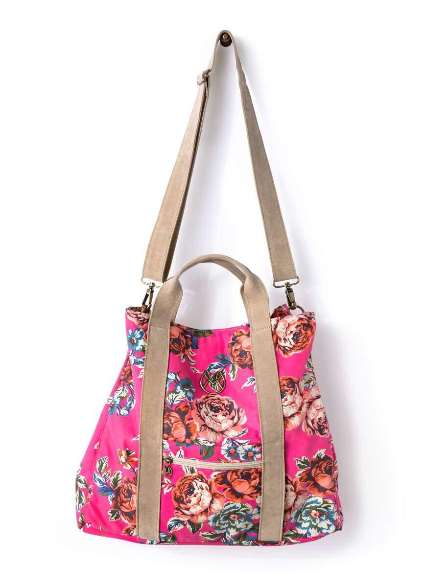 Garden Blooming Magnific Tote 1