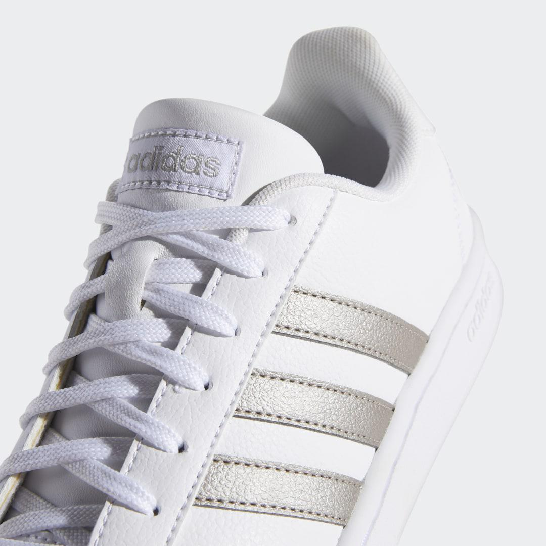 Grand Court Shoes White 4