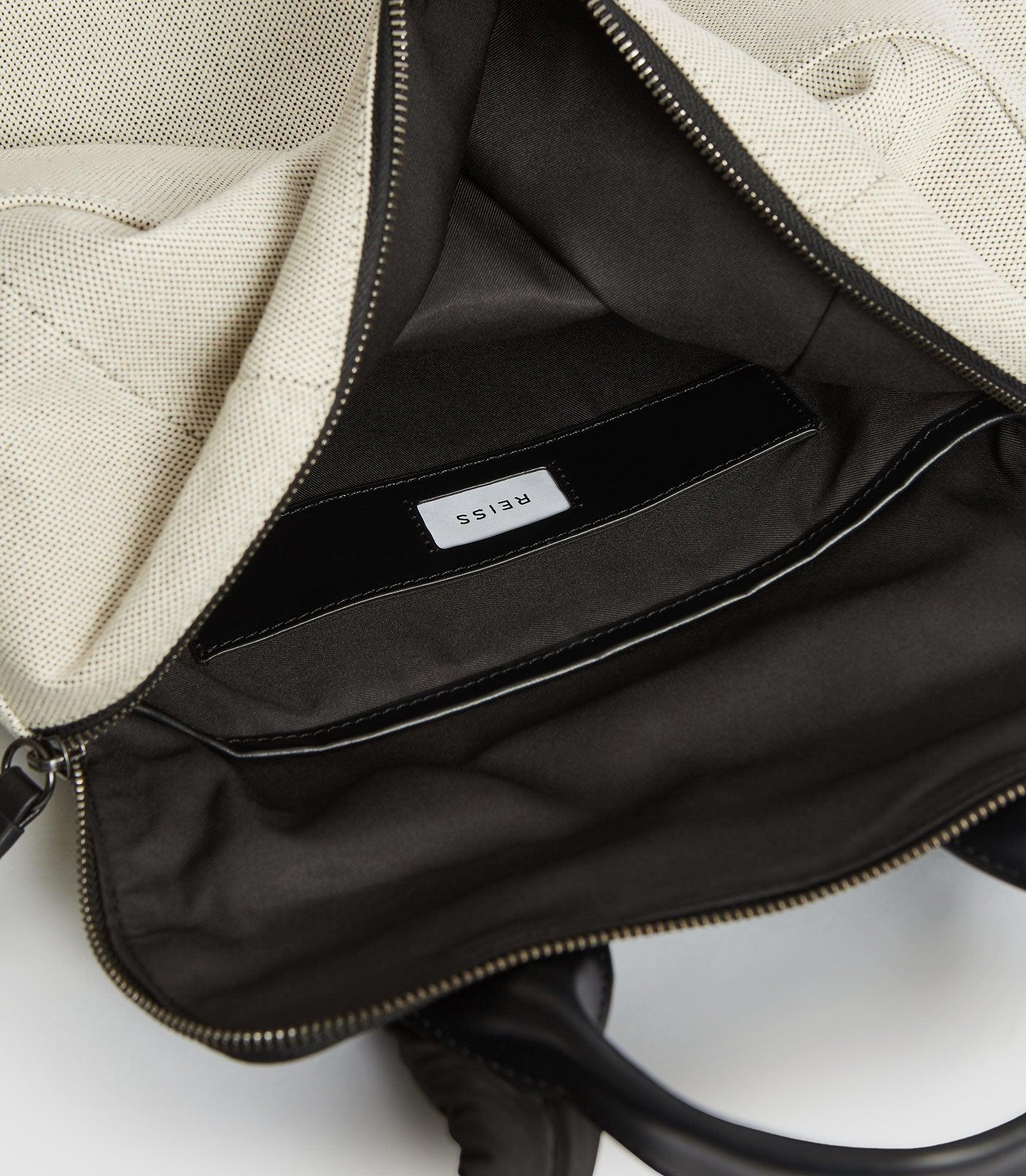 ALBION - CANVAS BACKPACK 5