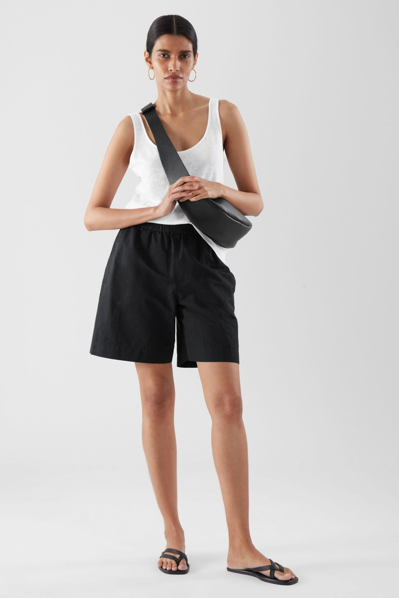 RELAXED-FIT SHORTS