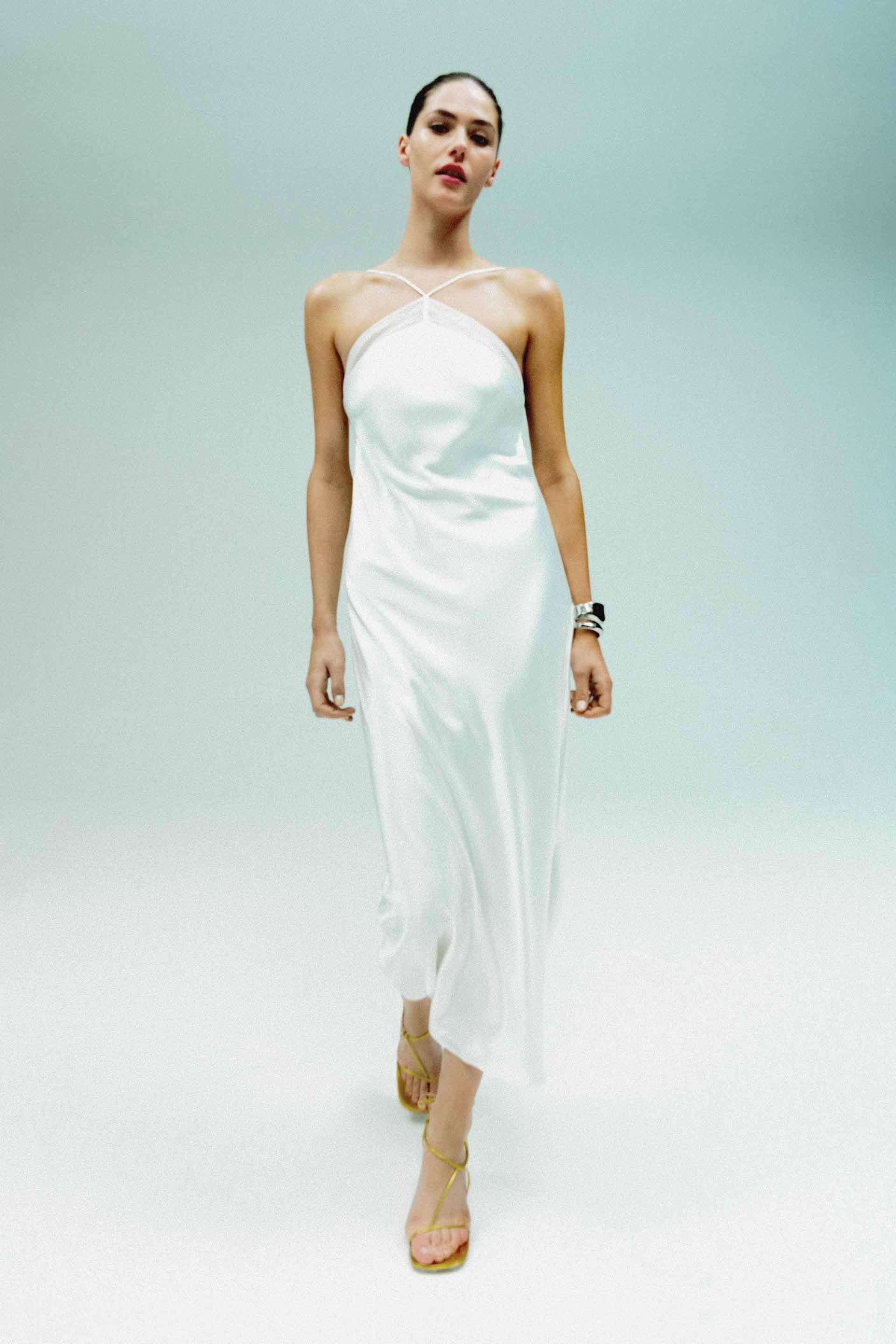 Cropped Florence Bridal Dress