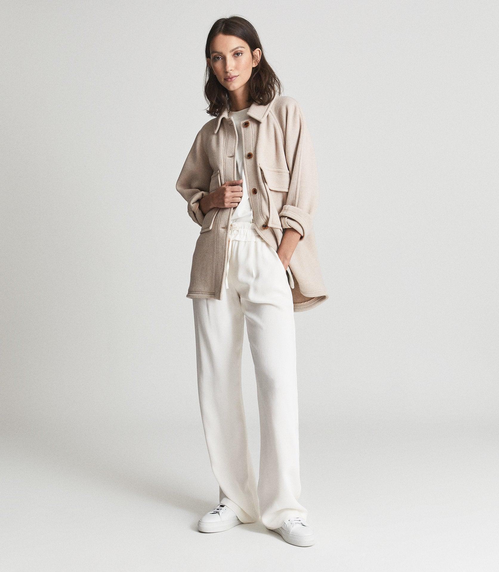 SYDEN - RELAXED TWIN POCKET OVERSHIRT