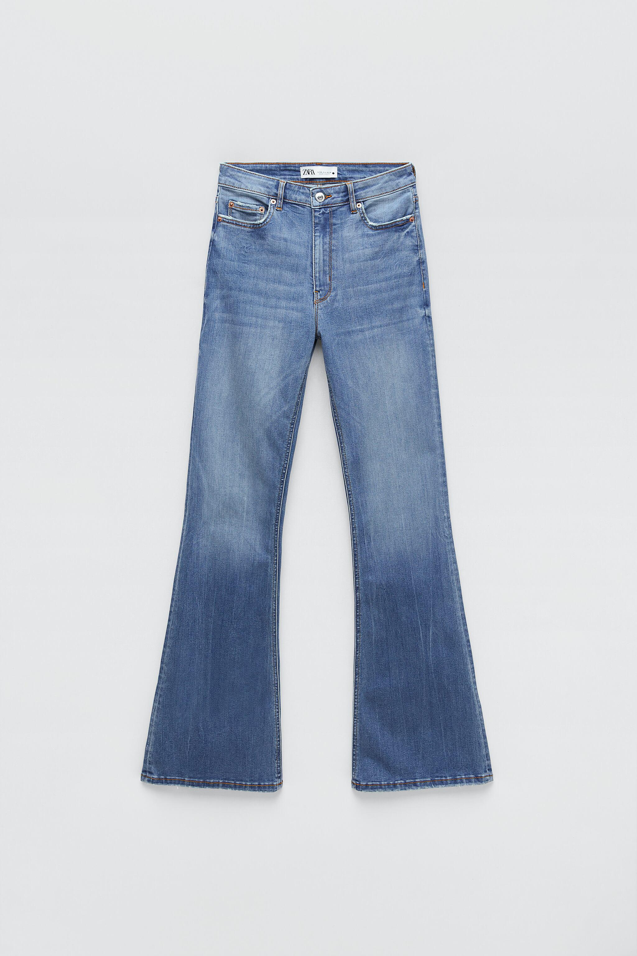 ZW THE SKINNY FLARE JEANS 5