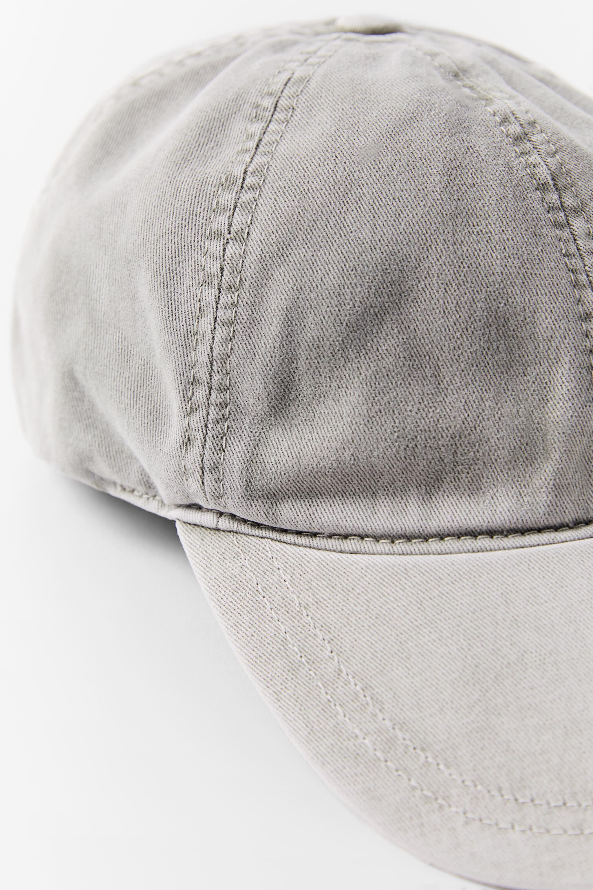 WASHED EFFECT HAT 6