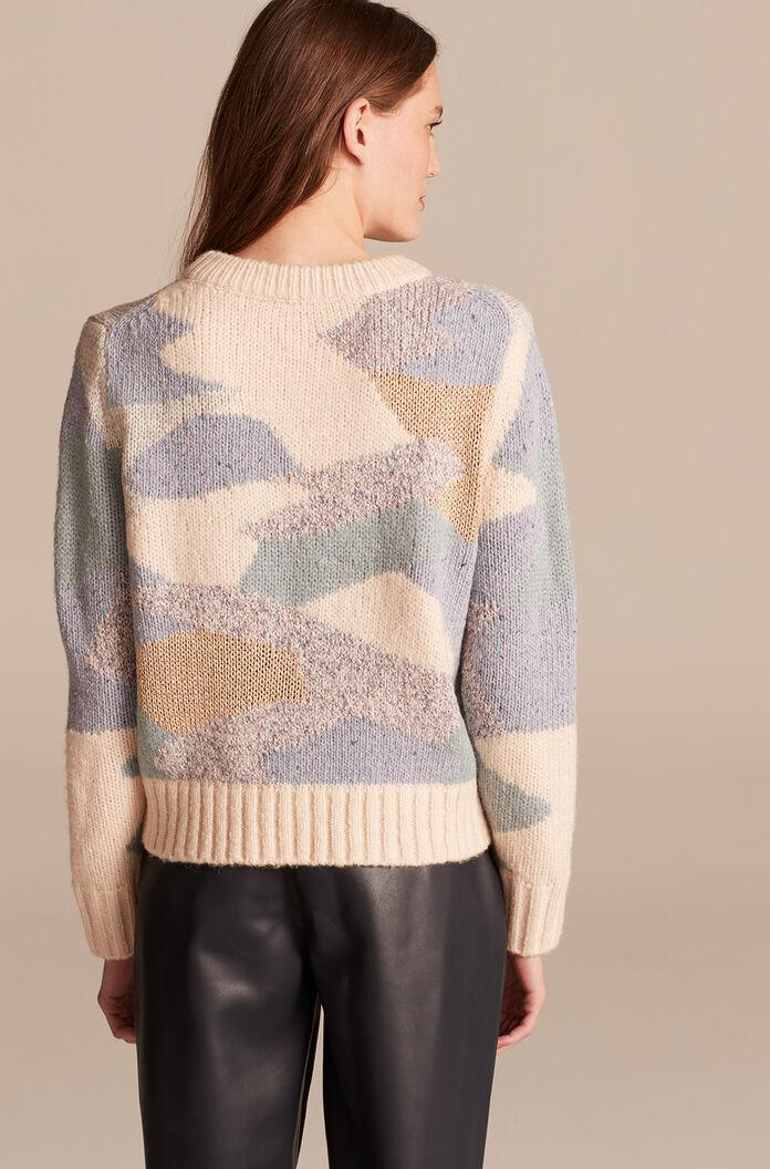 FLUFFY AIRE PULLOVER 2