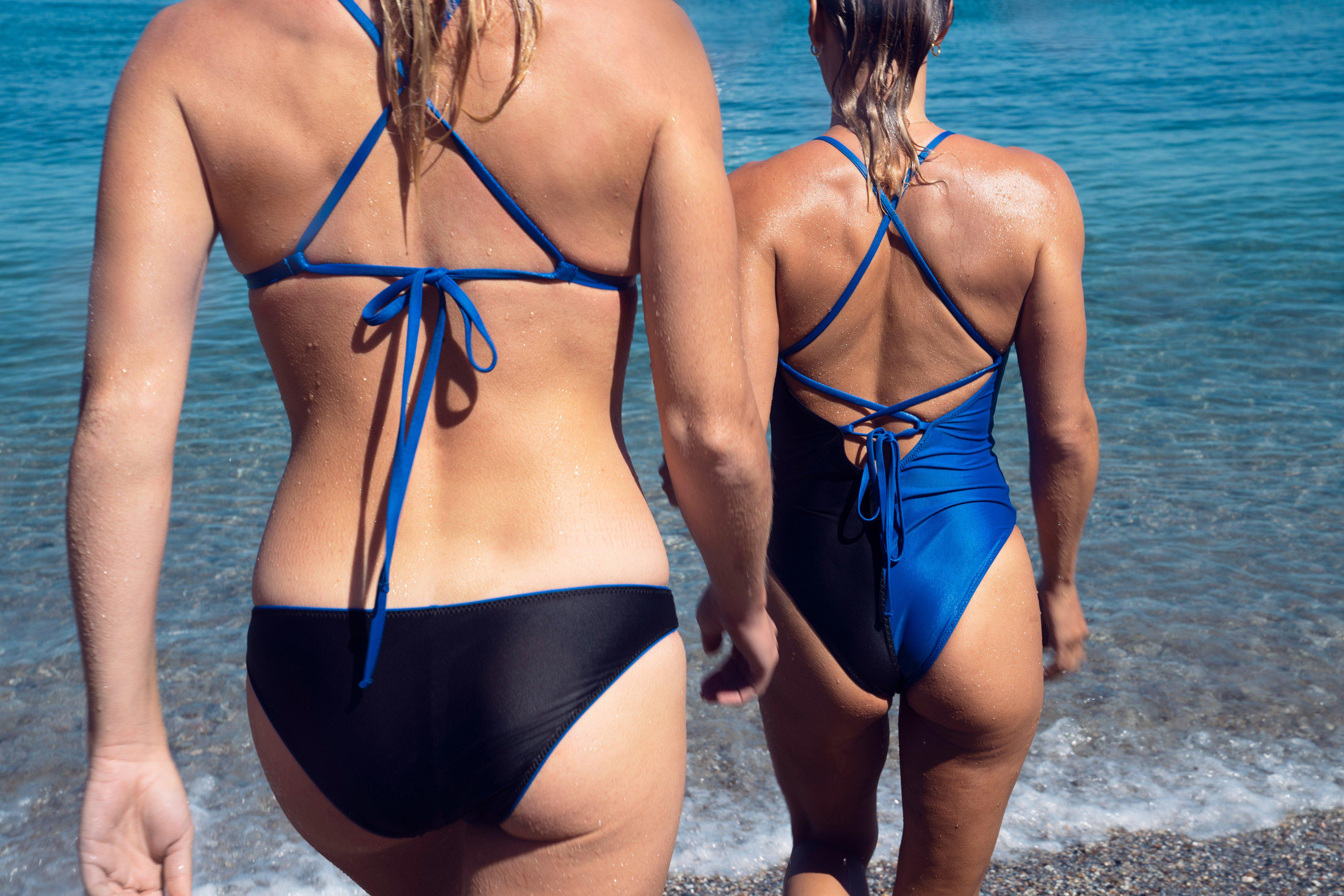 The Reversible Tie Back One Piece